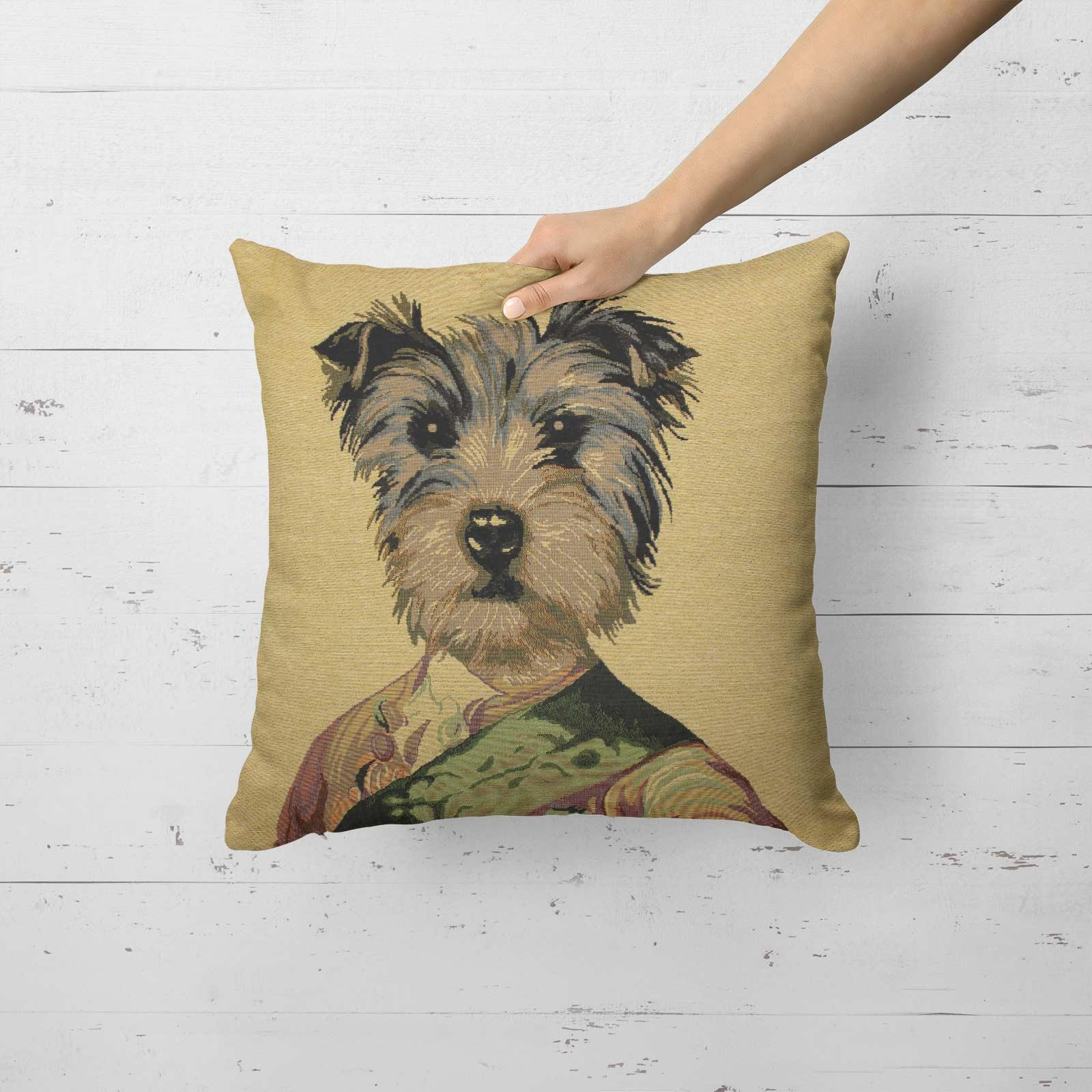Tapestry-Cushion-Covers-Vintage-Pillow-Cover-Collection-18-034-45cm-Filled-Cushions thumbnail 30