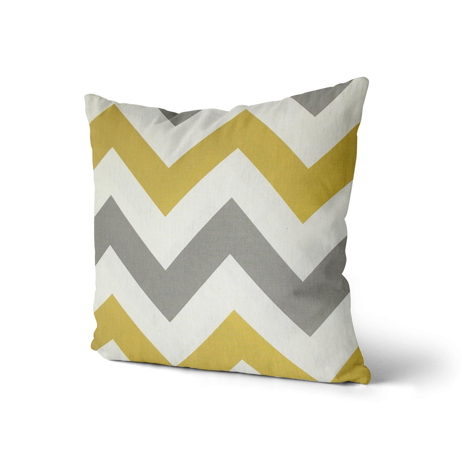 Grey-Ochre-Mustard-Cushion-Cover-Collection-17-034-18-034-Covers-Filled-Cushions thumbnail 53