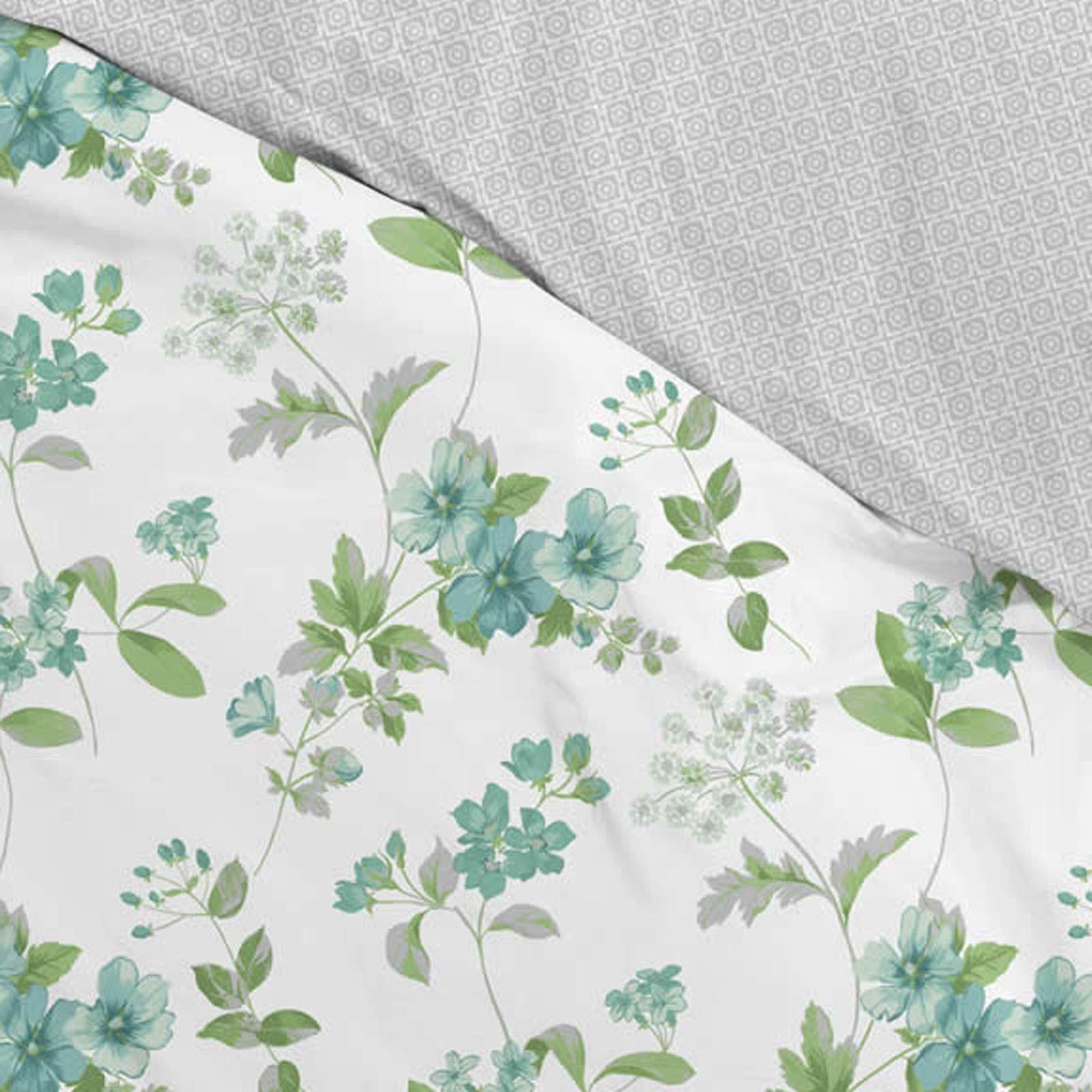 Floral-Fundas-nordicas-Lorena-Vintage-Estampado-De-Flores-conjuntos-de-ropa-de-cama-de-edredon-de miniatura 9