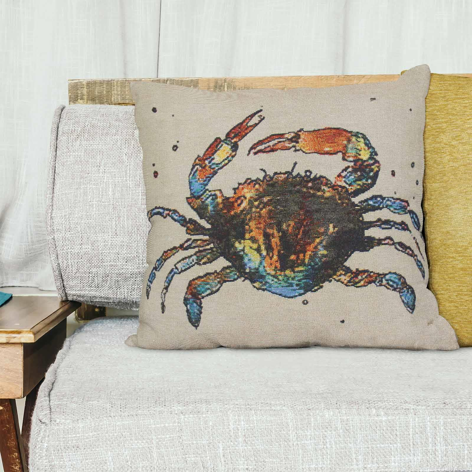 Tapestry-Cushion-Covers-Vintage-Pillow-Cover-Collection-18-034-45cm-Filled-Cushions thumbnail 36