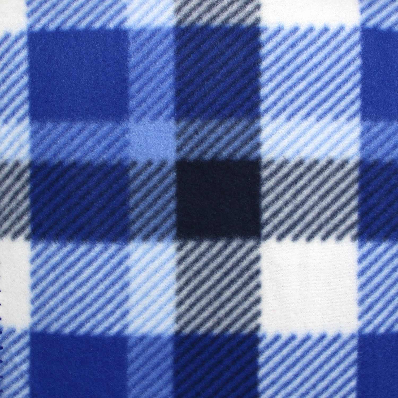 Sofa-de-verificacion-de-tartan-polar-mantas-polar-silla-acogedor-lanza-Manta-127cm-X-152cm miniatura 19