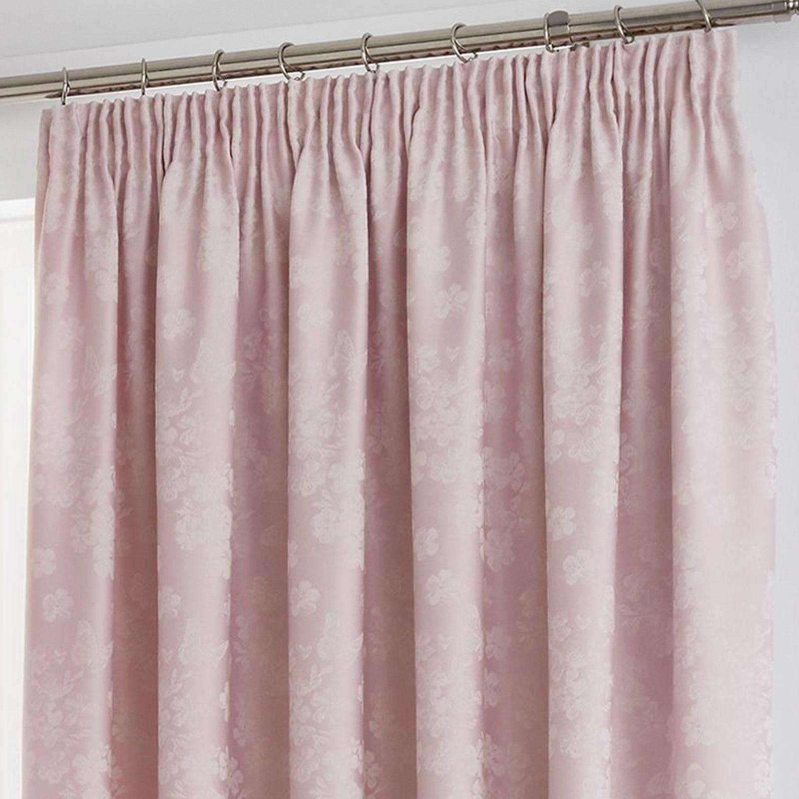 Fundas-de-Edredon-Rosa-Blush-Jacquard-Floral-Cubierta-Del-Edredon-Conjuntos-de-Ropa-de-cama-de-lujo miniatura 25