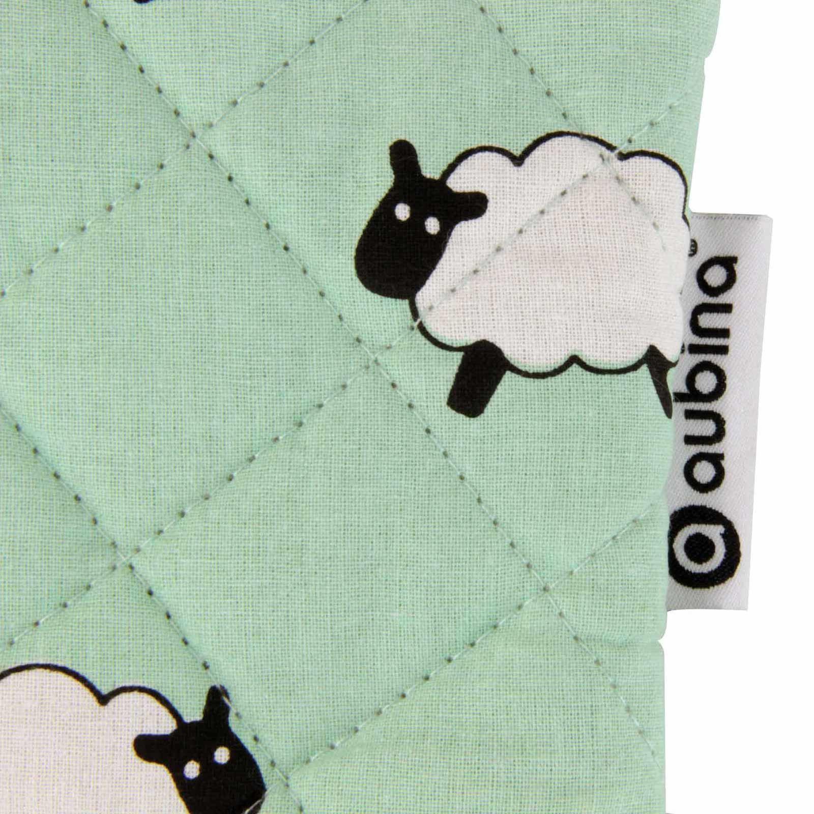 Four-Simple-Gants-100-Resistant-a-La-Chaleur-Coton-four-Gant-Moufles miniature 13