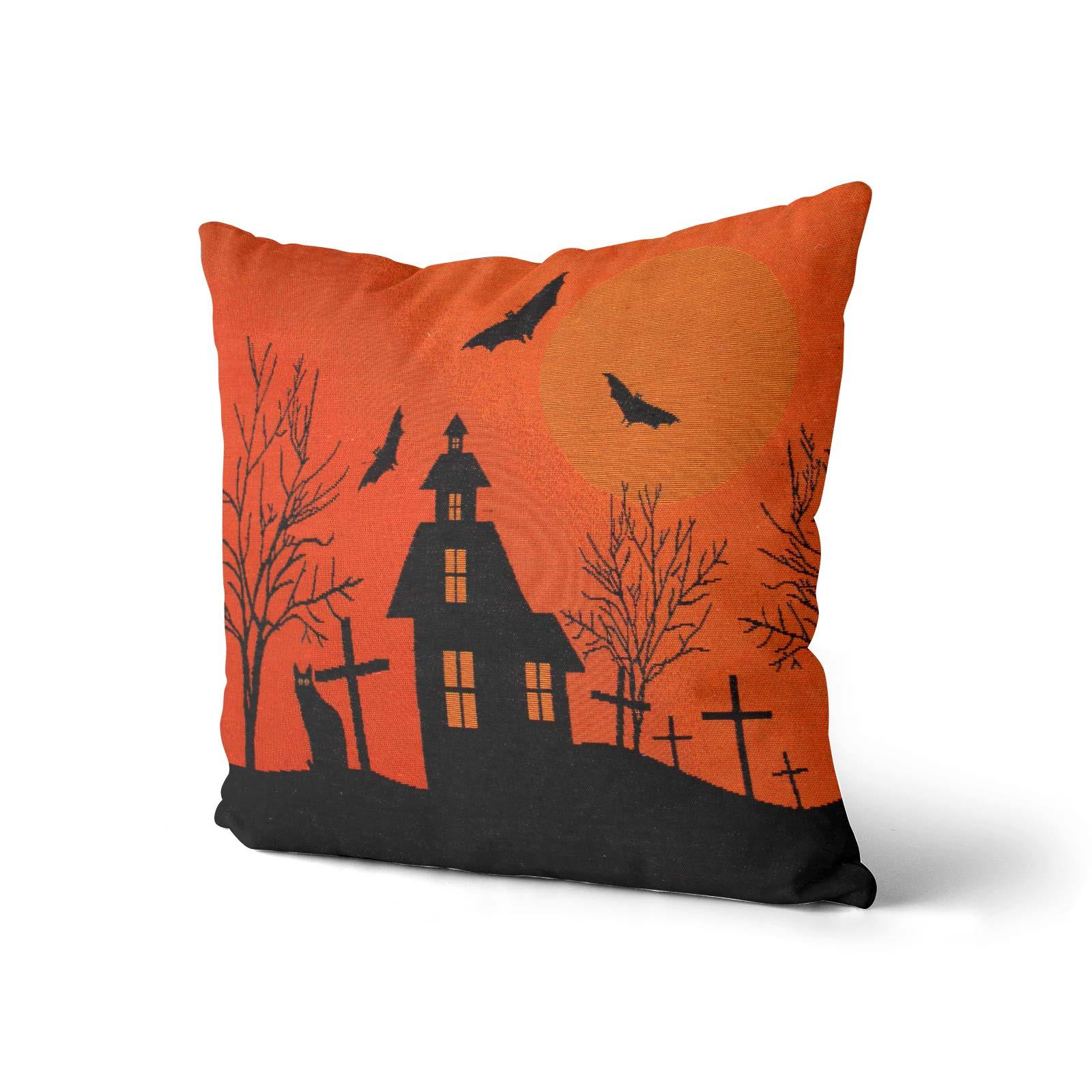 Tapestry-Cushion-Covers-Vintage-Pillow-Cover-Collection-18-034-45cm-Filled-Cushions thumbnail 64