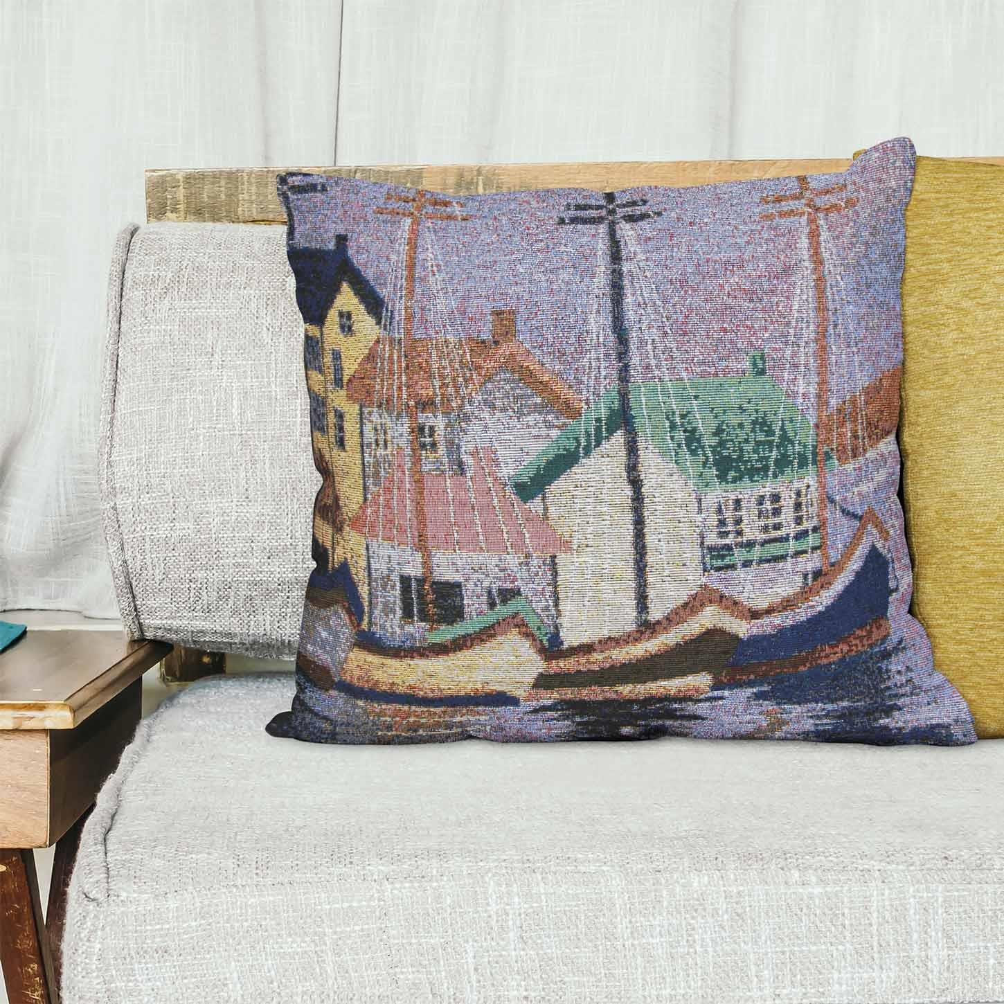 Tapestry-Cushion-Covers-Vintage-Pillow-Cover-Collection-18-034-45cm-Filled-Cushions thumbnail 198