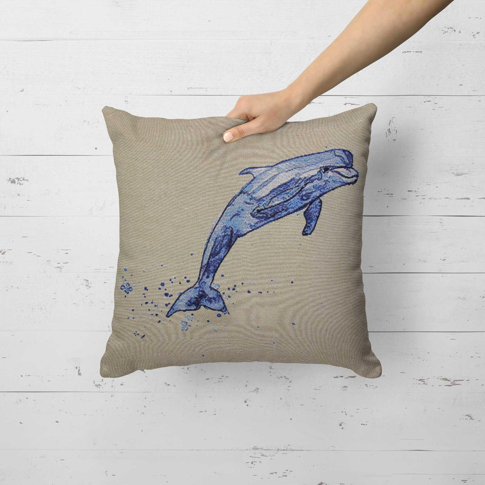 Tapestry-Cushion-Covers-Vintage-Pillow-Cover-Collection-18-034-45cm-Filled-Cushions thumbnail 45