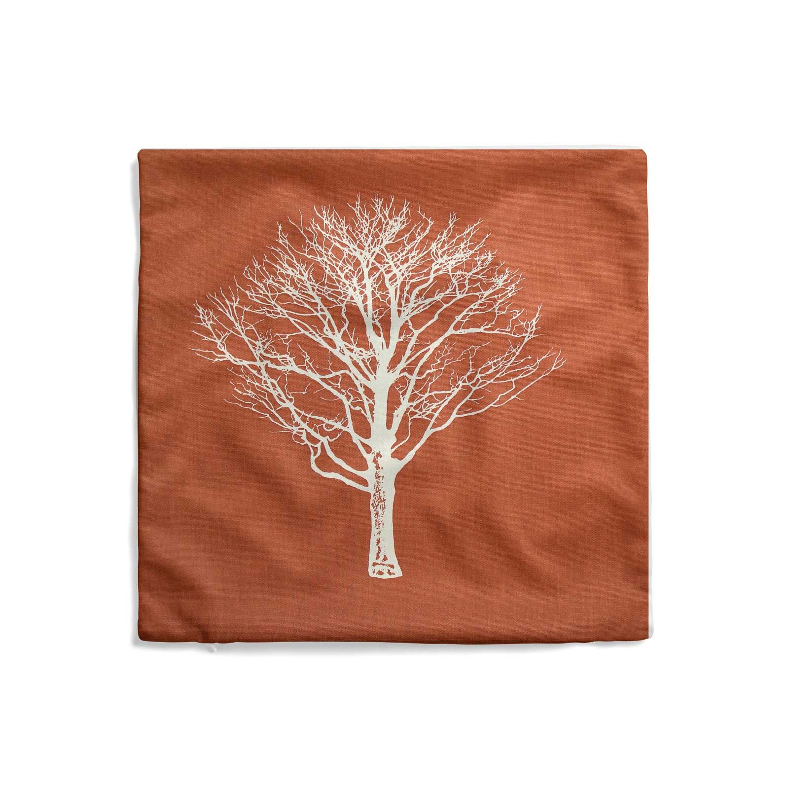 Woodland-Trees-Cushion-Cover-Modern-Reversible-Tree-Print-Covers-17-034-x-17-034 thumbnail 12