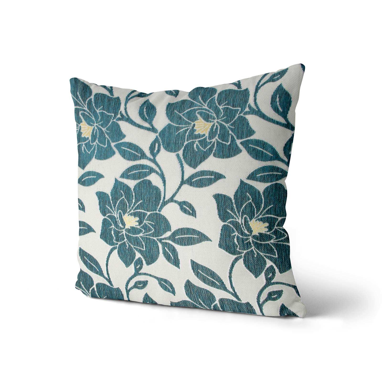 Teal-Blue-Duck-Egg-Cushion-Covers-18-034-x18-034-45cm-x-45cm-Luxury-Cover thumbnail 42