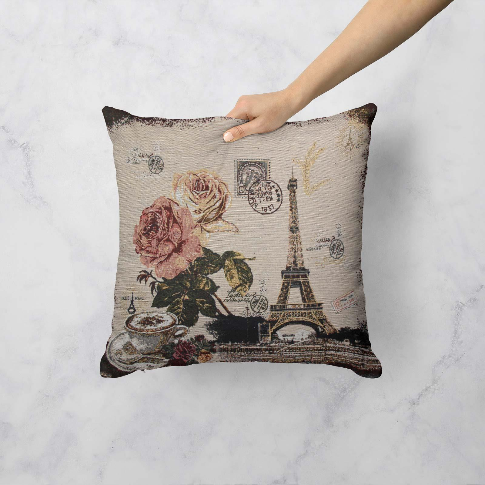 Tapestry-Cushion-Covers-Vintage-Pillow-Cover-Collection-18-034-45cm-Filled-Cushions thumbnail 156