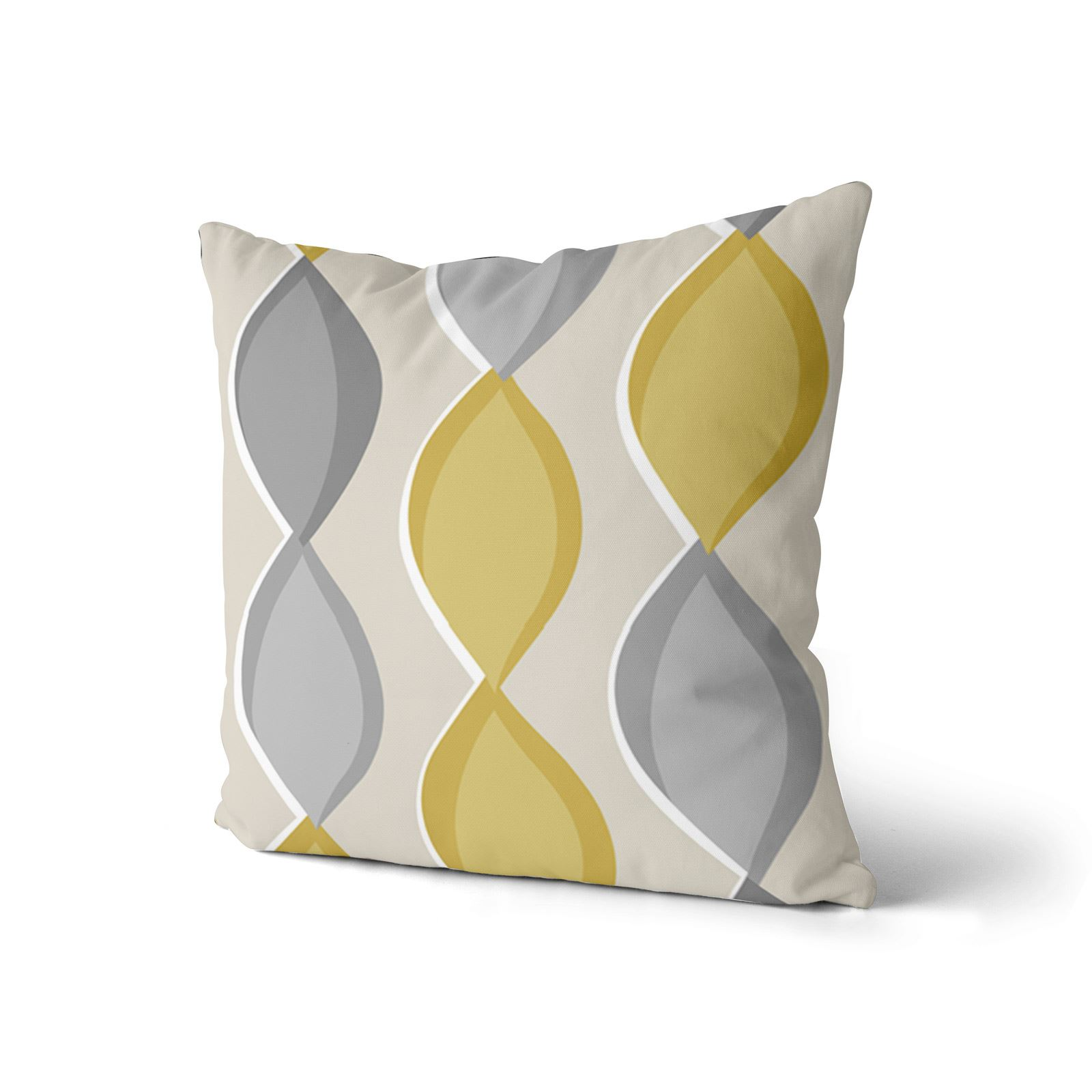 Grey-Ochre-Mustard-Cushion-Cover-Collection-17-034-18-034-Covers-Filled-Cushions thumbnail 83