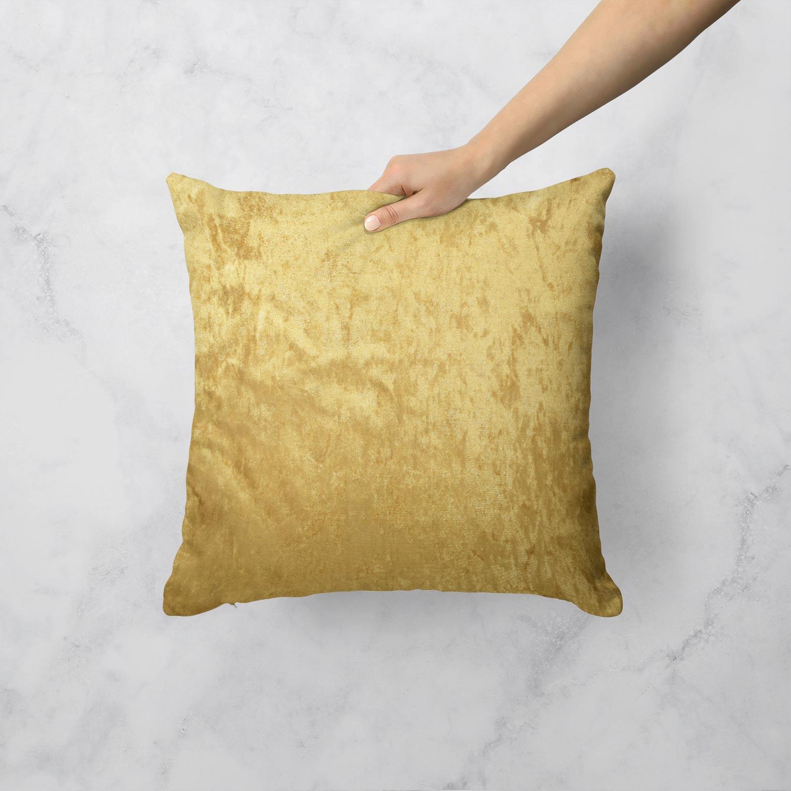 Cuscino-di-velluto-schiacciato-copre-GLAM-Tinta-Unita-Copricuscino-18-034-x-18-034-45cm-x-45cm miniatura 12
