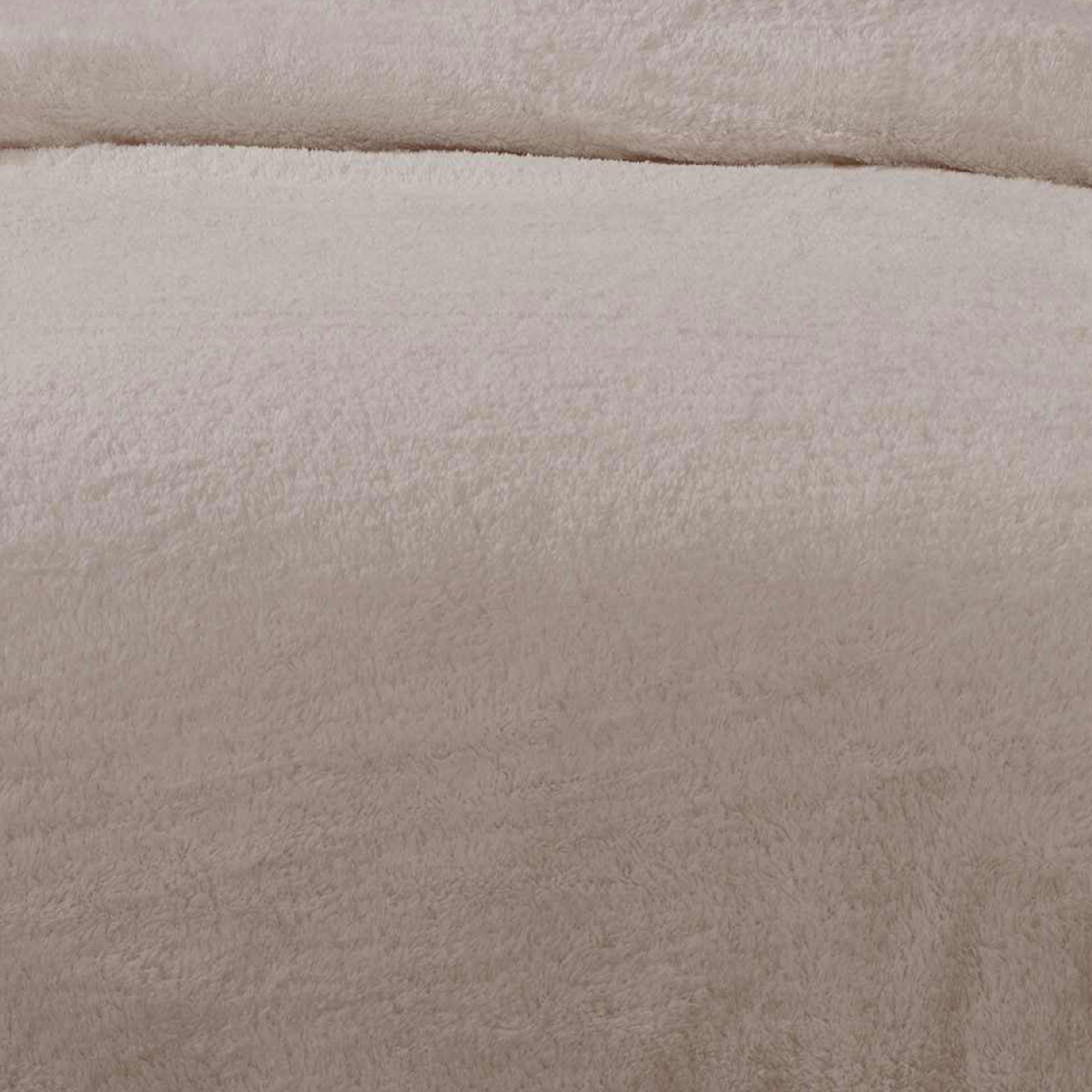 Oso-de-Peluche-de-Fundas-Nordicas-Fleece-Fluffy-Calido-Acogedor-Cubierta-Del-Edredon-Conjuntos-de miniatura 19
