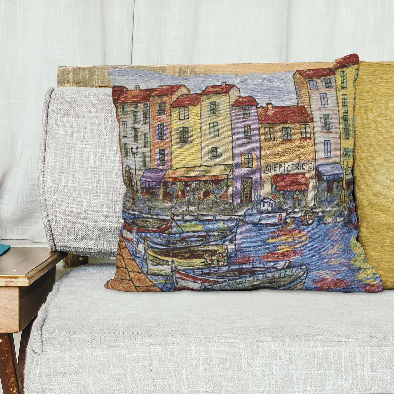 Tapestry-Cushion-Covers-Vintage-Pillow-Cover-Collection-18-034-45cm-Filled-Cushions thumbnail 71