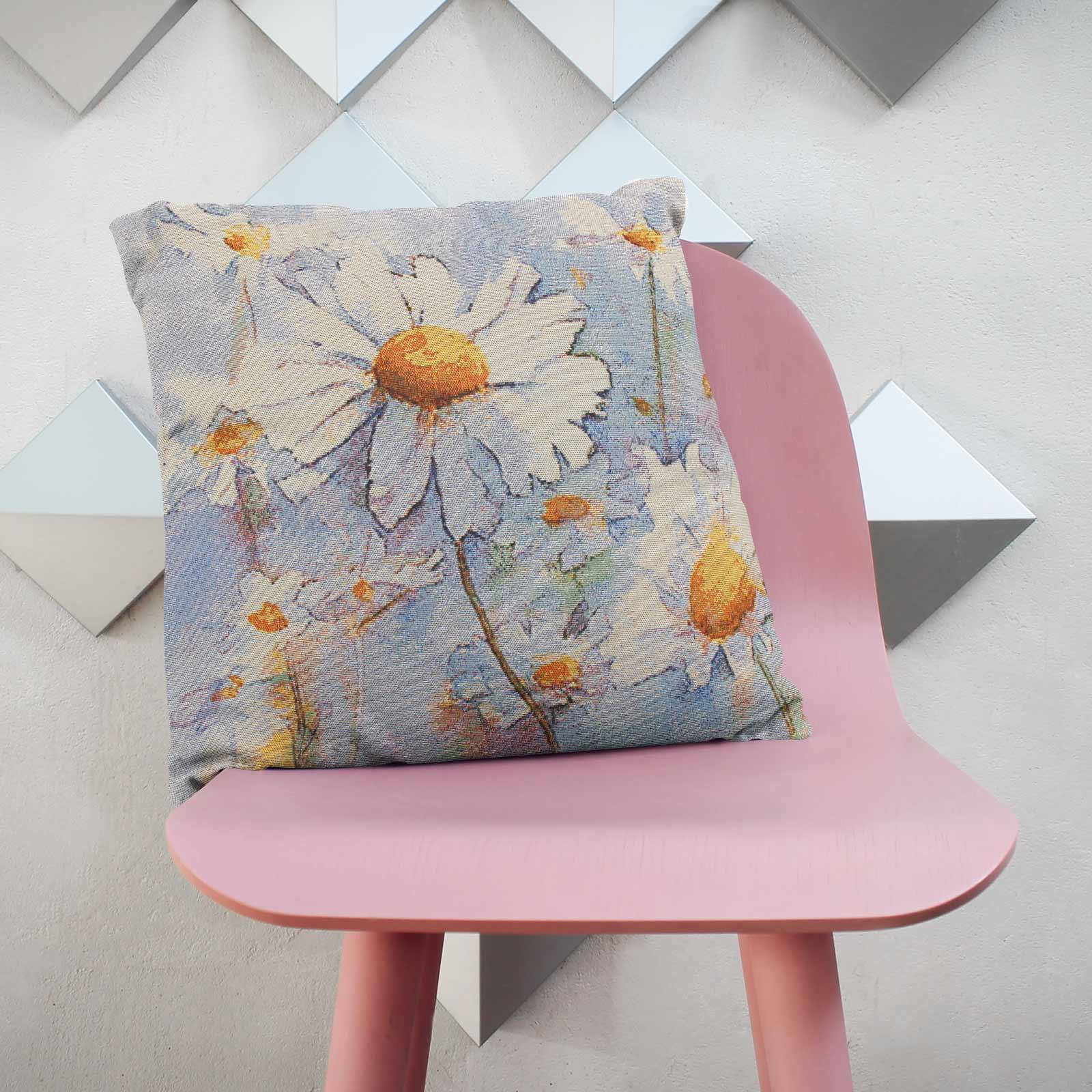 Tapestry-Cushion-Covers-Vintage-Pillow-Cover-Collection-18-034-45cm-Filled-Cushions thumbnail 41