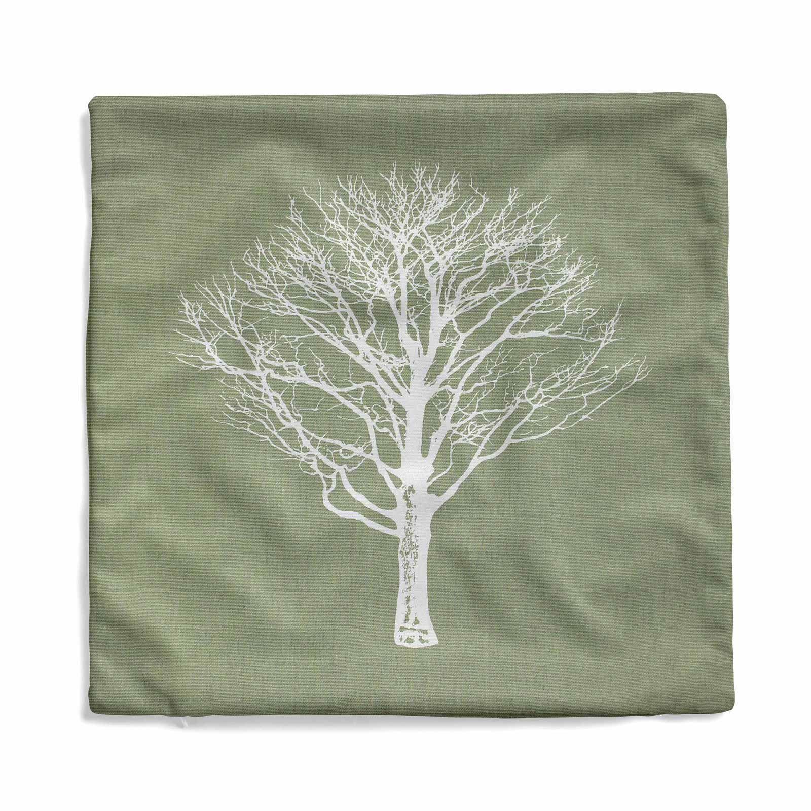 Woodland-Trees-Cushion-Cover-Modern-Reversible-Tree-Print-Covers-17-034-x-17-034 thumbnail 26