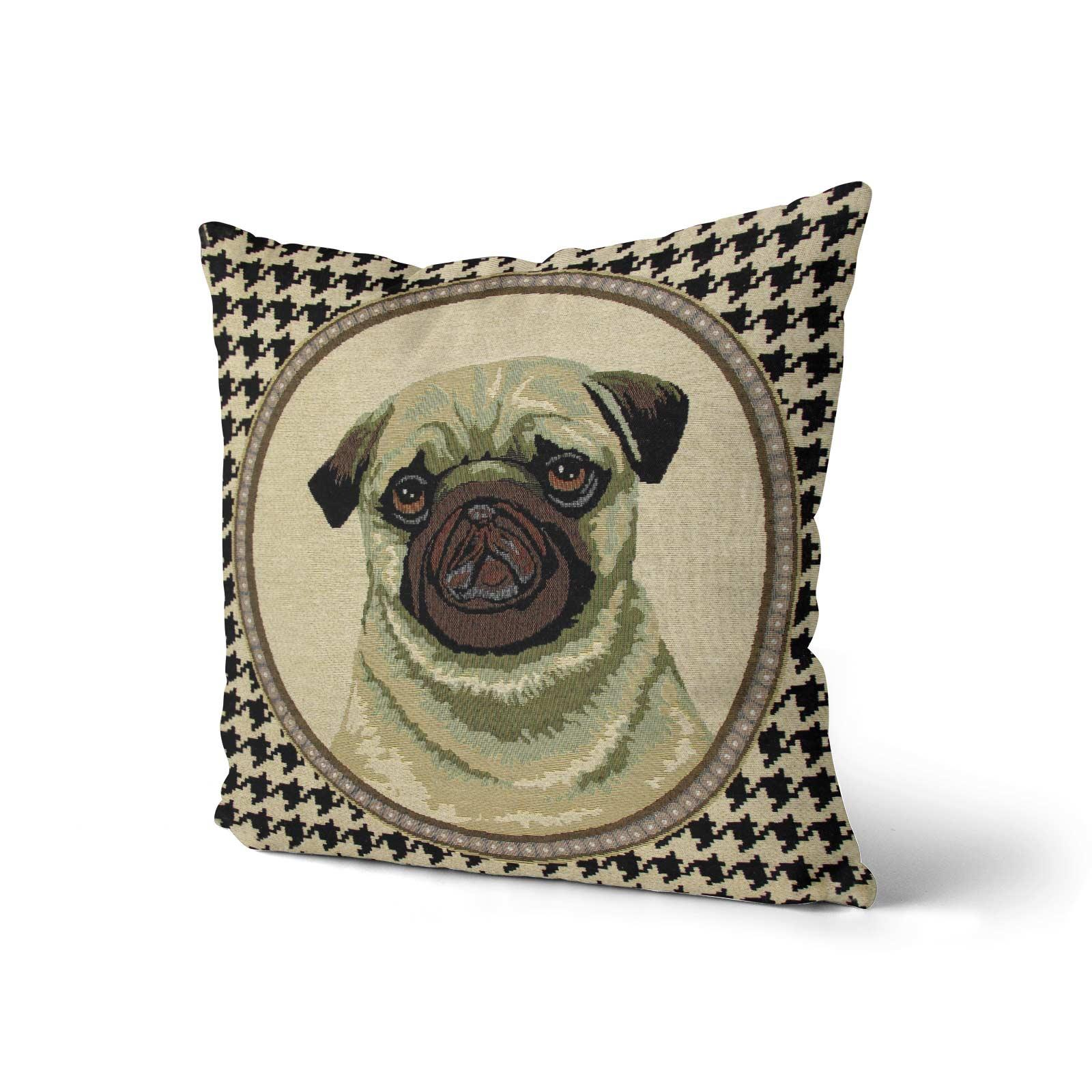 Tapestry-Cushion-Covers-Vintage-Pillow-Cover-Collection-18-034-45cm-Filled-Cushions thumbnail 130