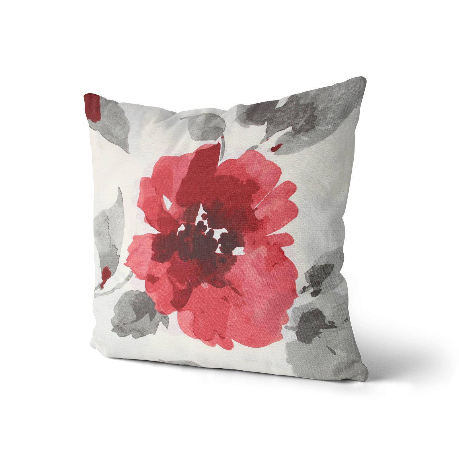 Vino-Tinto-Cushion-Covers-Coleccion-17-034-18-034-43cm-45cm-Cubierta miniatura 11