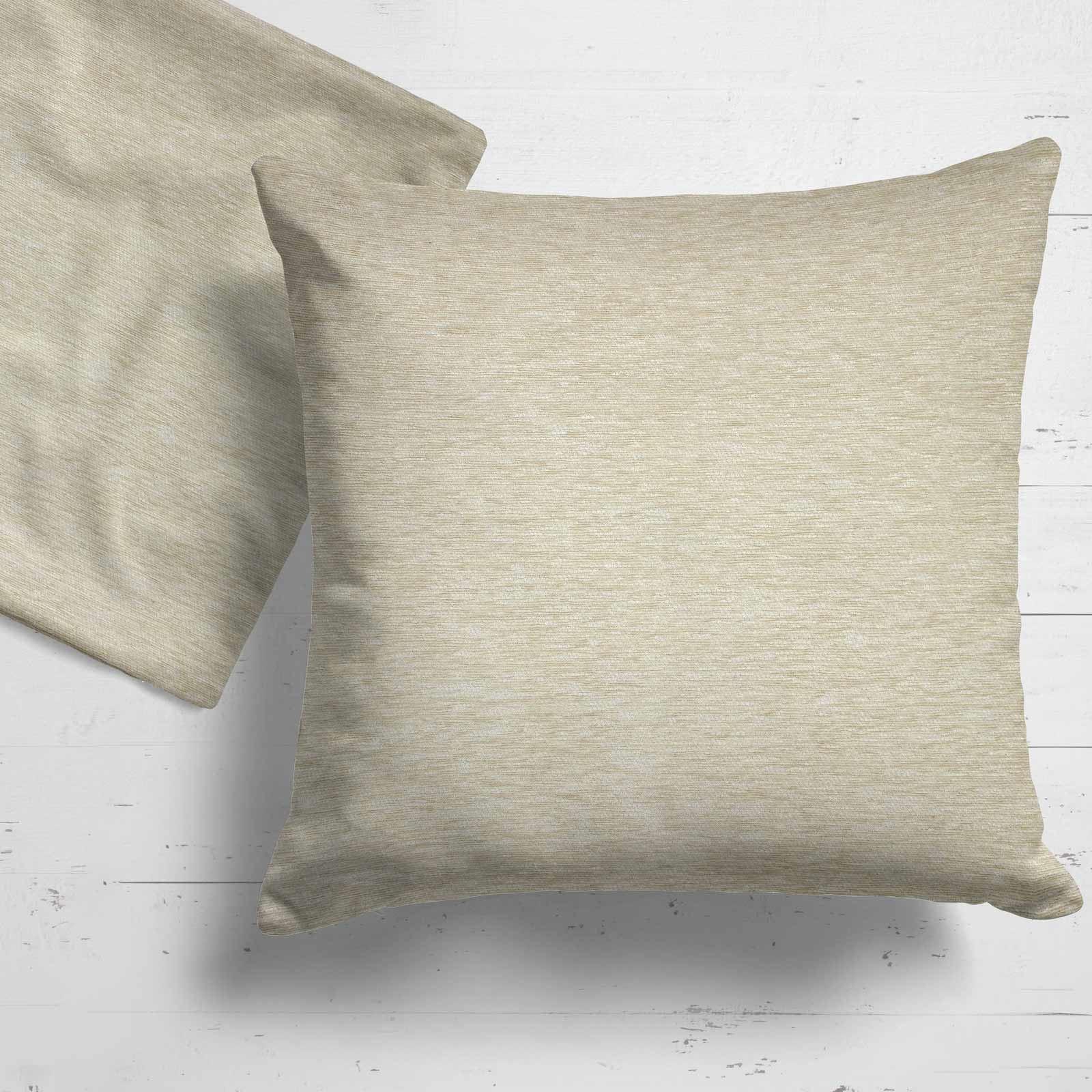 Set-of-2-Chenille-Cushion-Covers-Luxury-Plain-Cushions-Cover-Pairs-18-034-x-18-034 thumbnail 33