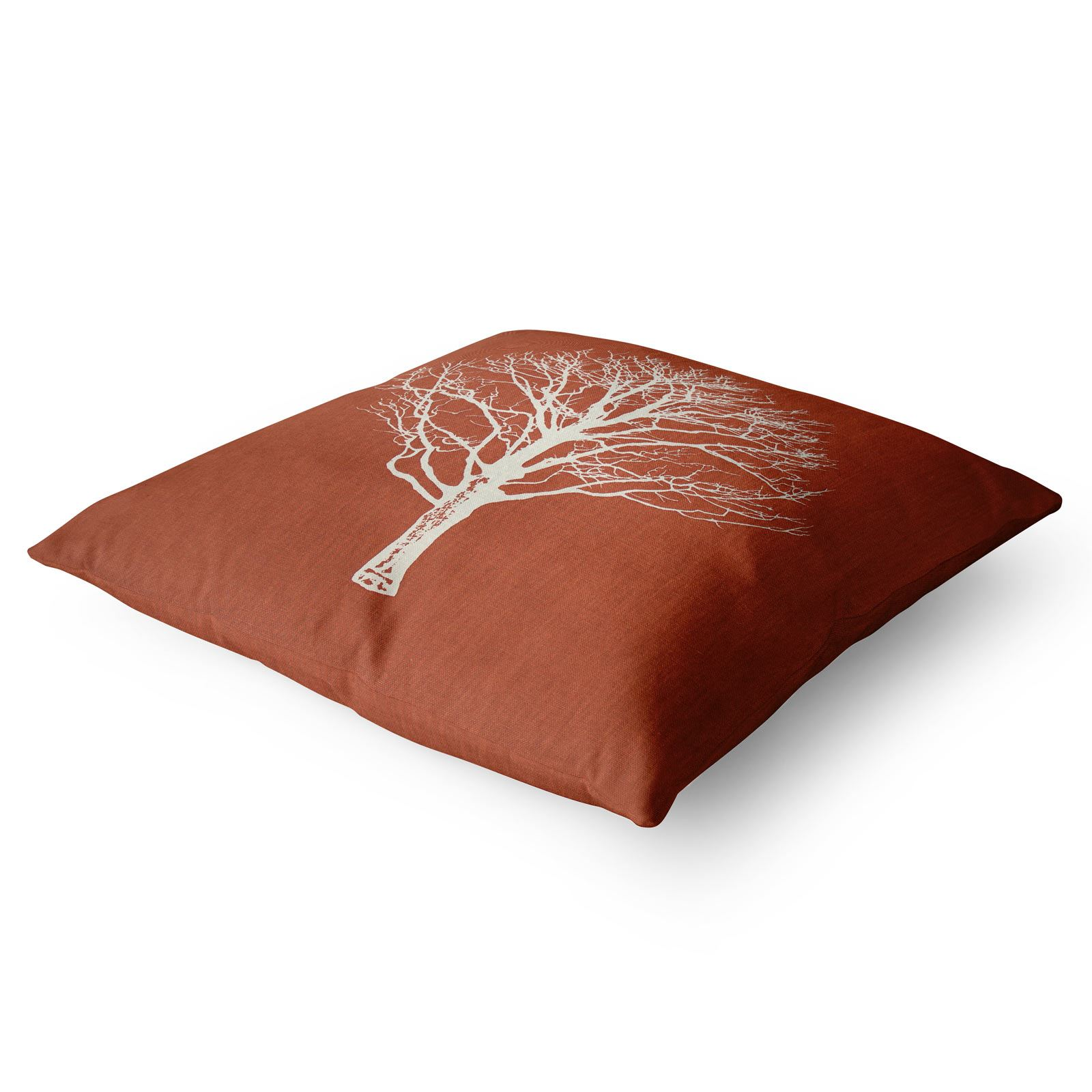 Woodland-Trees-Cushion-Cover-Modern-Reversible-Tree-Print-Covers-17-034-x-17-034 thumbnail 11