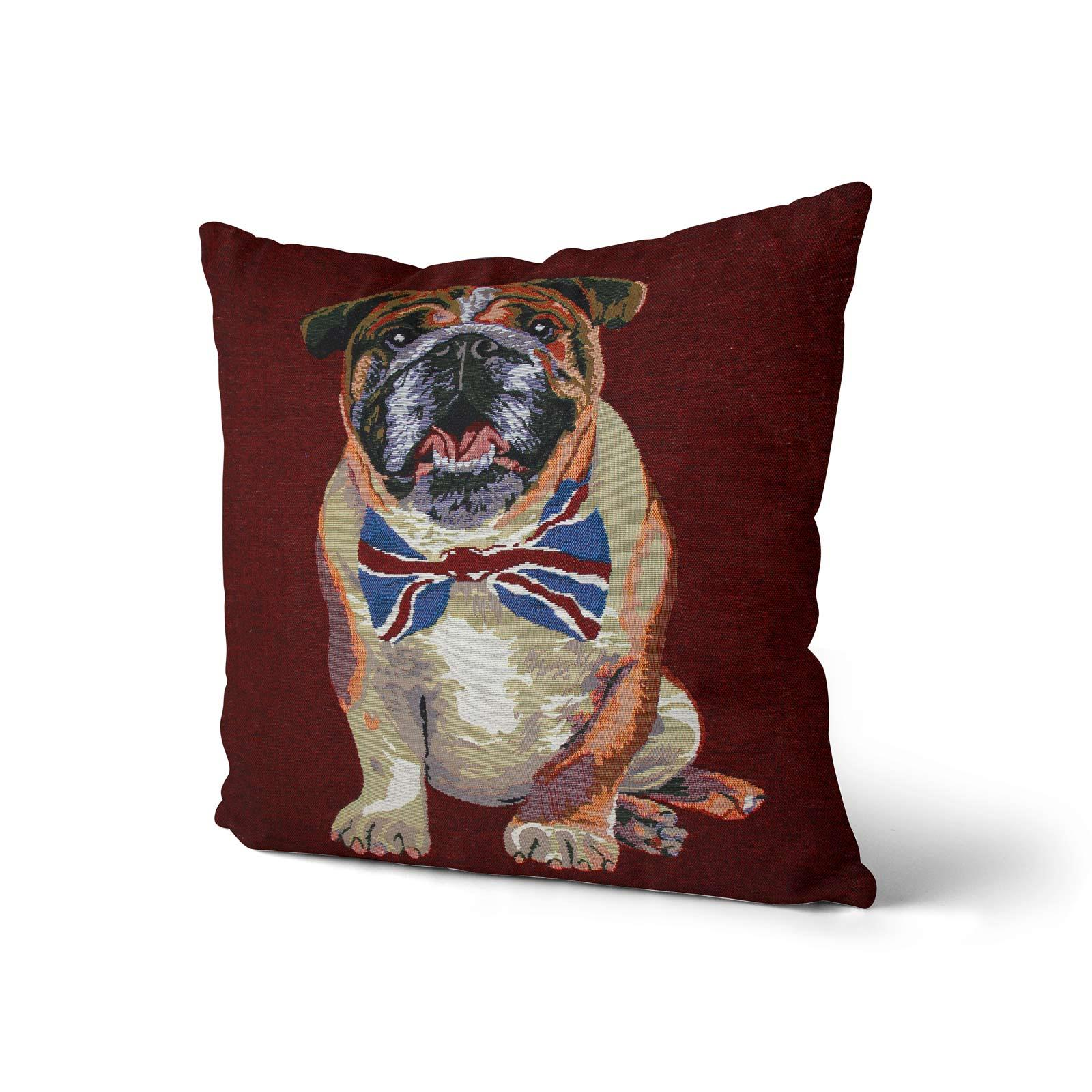 Tapestry-Cushion-Covers-Vintage-Pillow-Cover-Collection-18-034-45cm-Filled-Cushions thumbnail 241