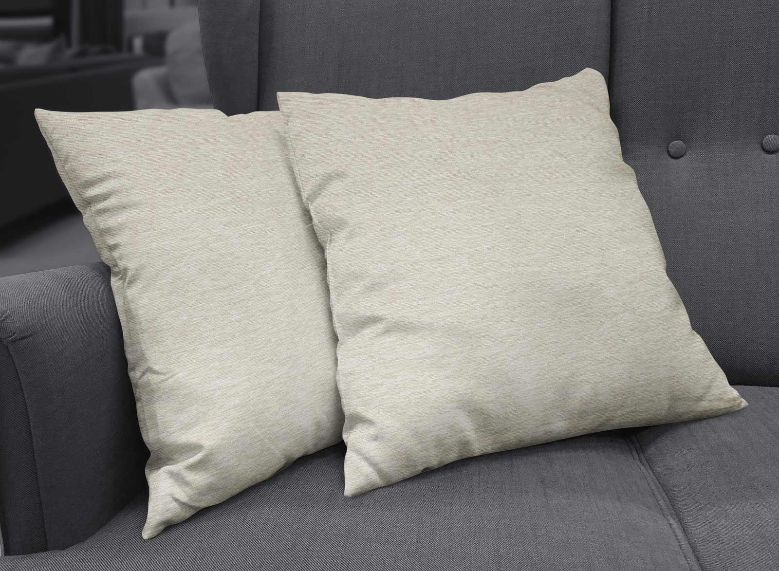 Set-of-2-Chenille-Cushion-Covers-Luxury-Plain-Cushions-Cover-Pairs-18-034-x-18-034 thumbnail 37