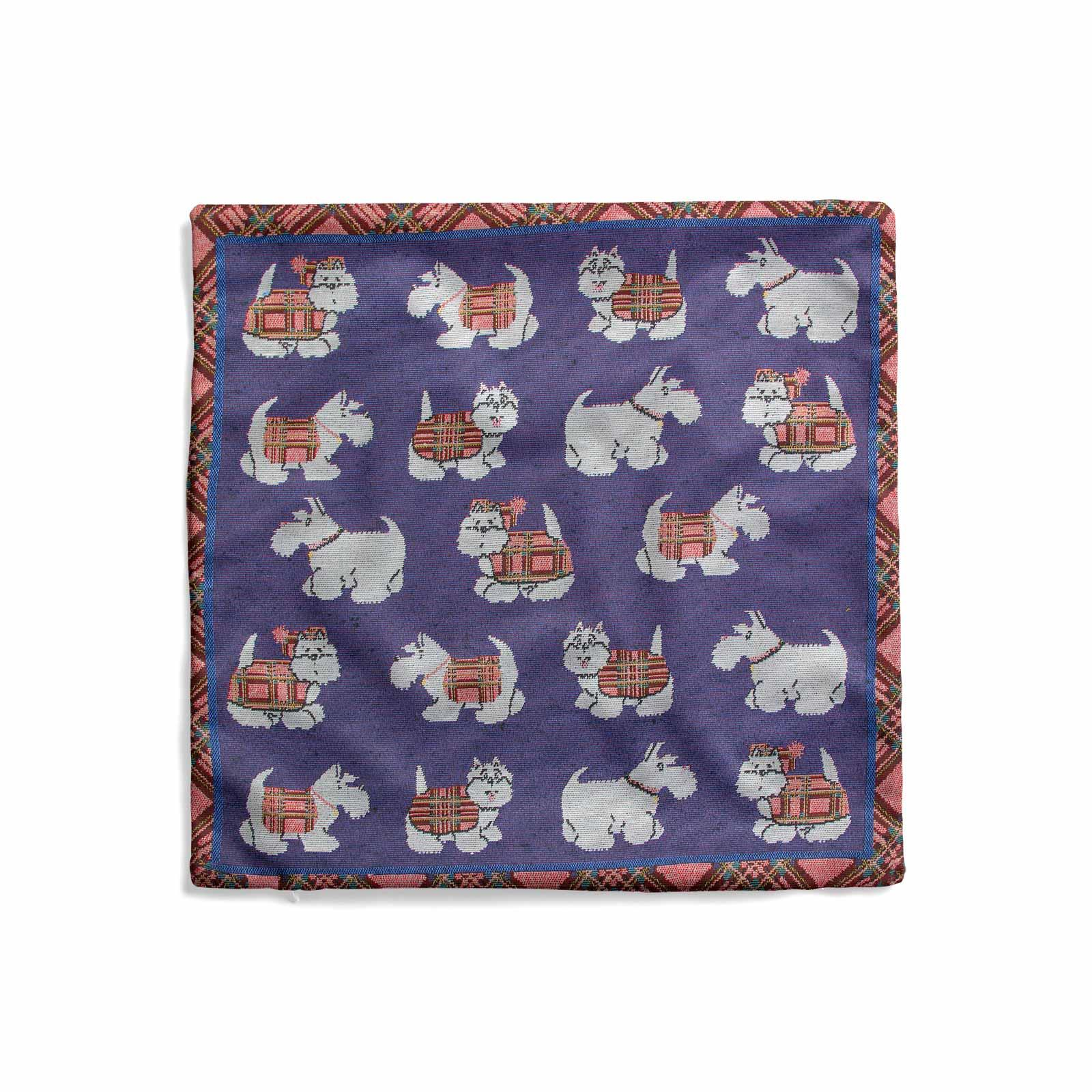 Tapestry-Cushion-Covers-Vintage-Pillow-Cover-Collection-18-034-45cm-Filled-Cushions thumbnail 235