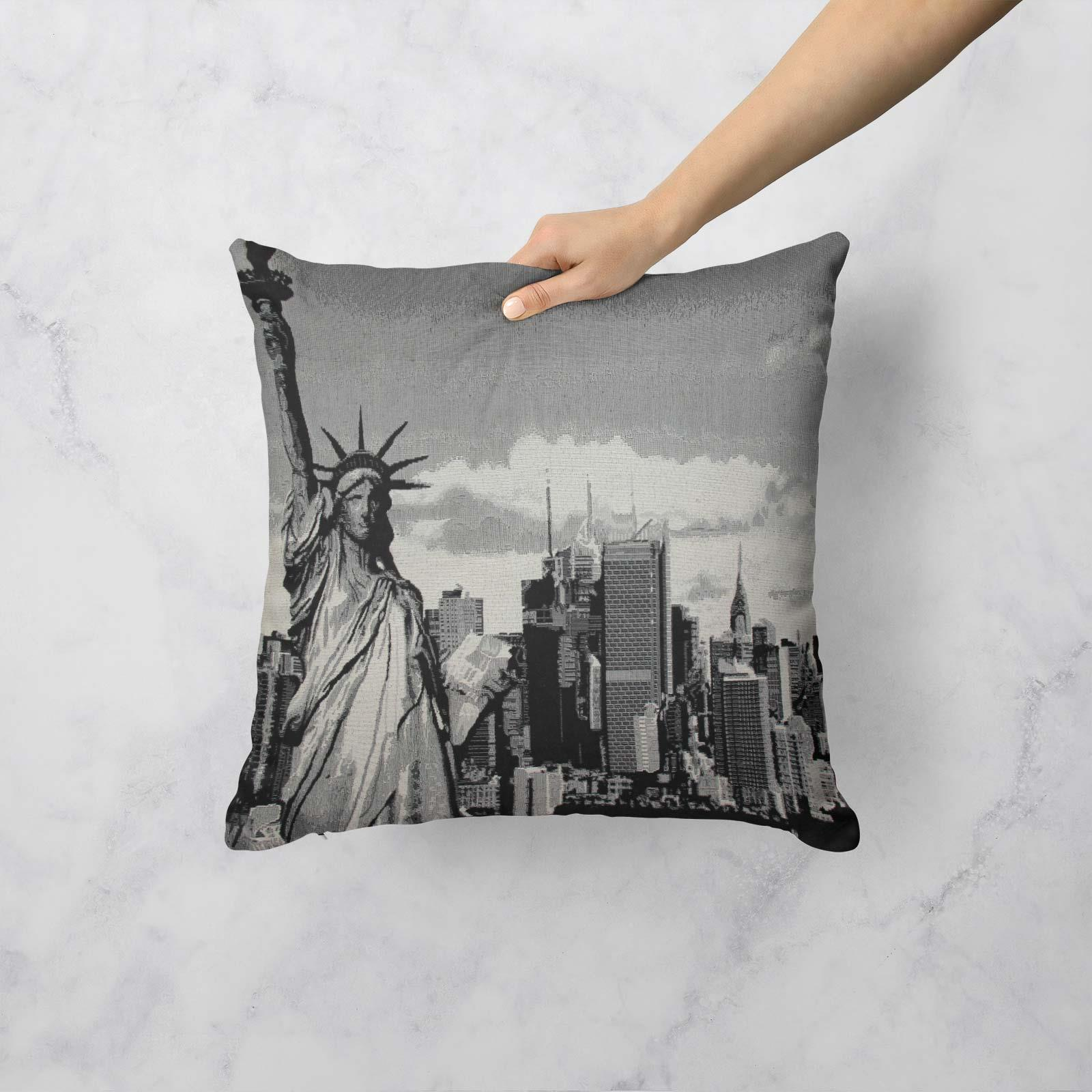 Tapestry-Cushion-Covers-Vintage-Pillow-Cover-Collection-18-034-45cm-Filled-Cushions thumbnail 115