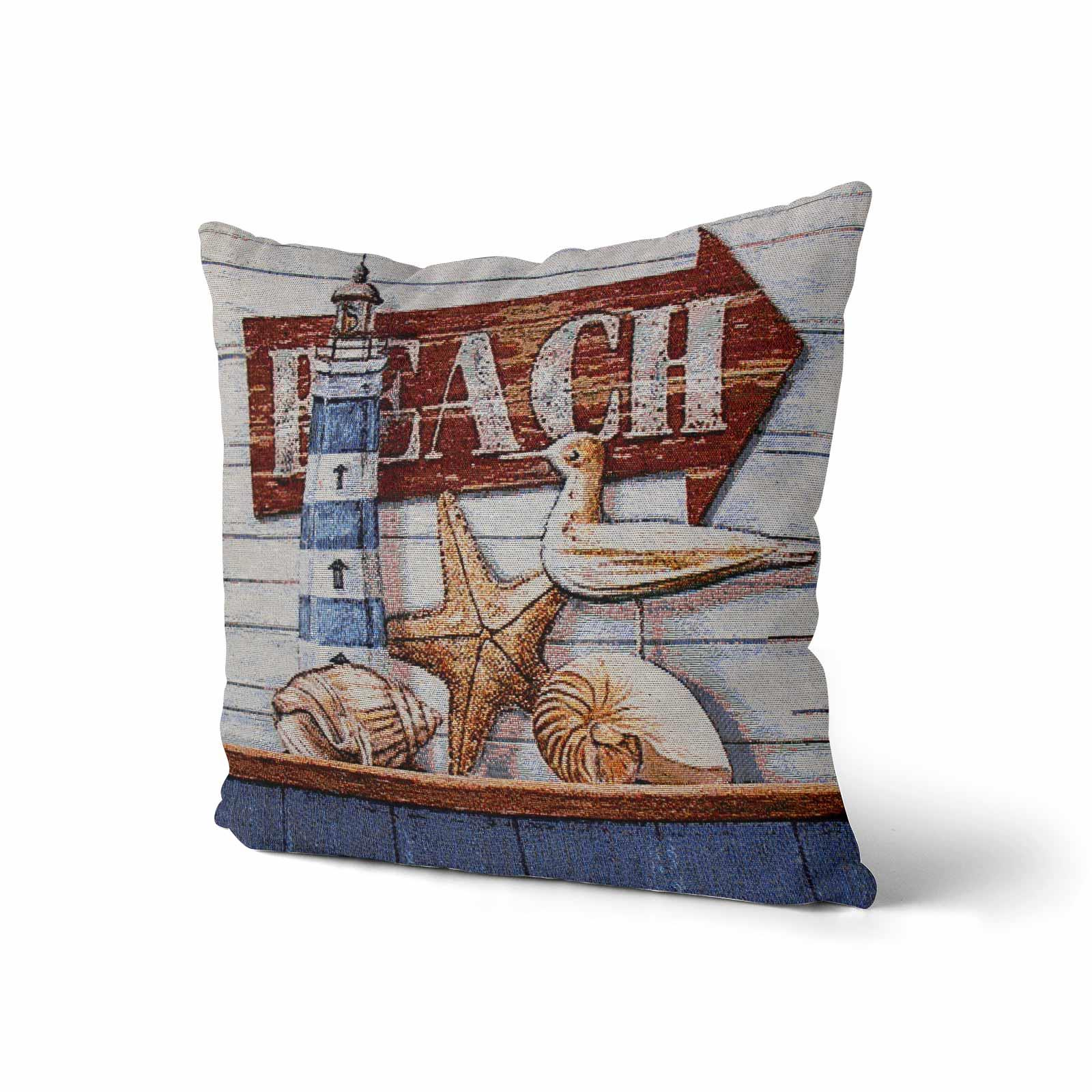 Tapestry-Cushion-Covers-Vintage-Pillow-Cover-Collection-18-034-45cm-Filled-Cushions thumbnail 9