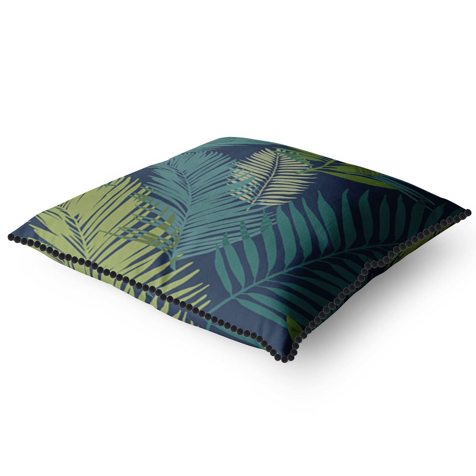 Teal-Blue-Duck-Egg-Cushion-Covers-18-034-x18-034-45cm-x-45cm-Luxury-Cover thumbnail 3