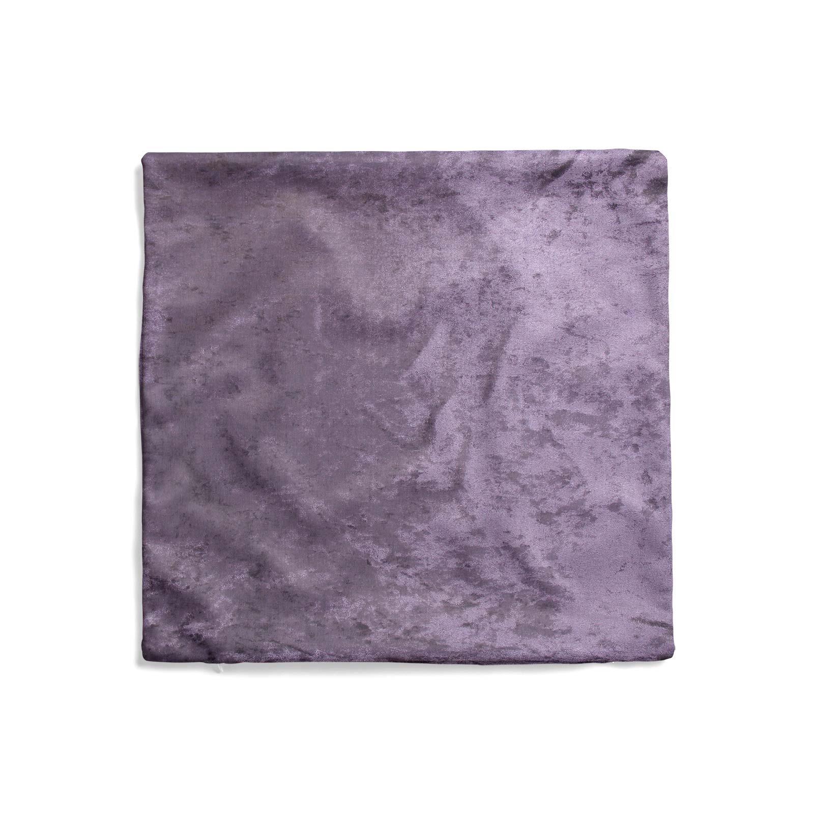 Cuscino-di-velluto-schiacciato-copre-GLAM-Tinta-Unita-Copricuscino-18-034-x-18-034-45cm-x-45cm miniatura 28