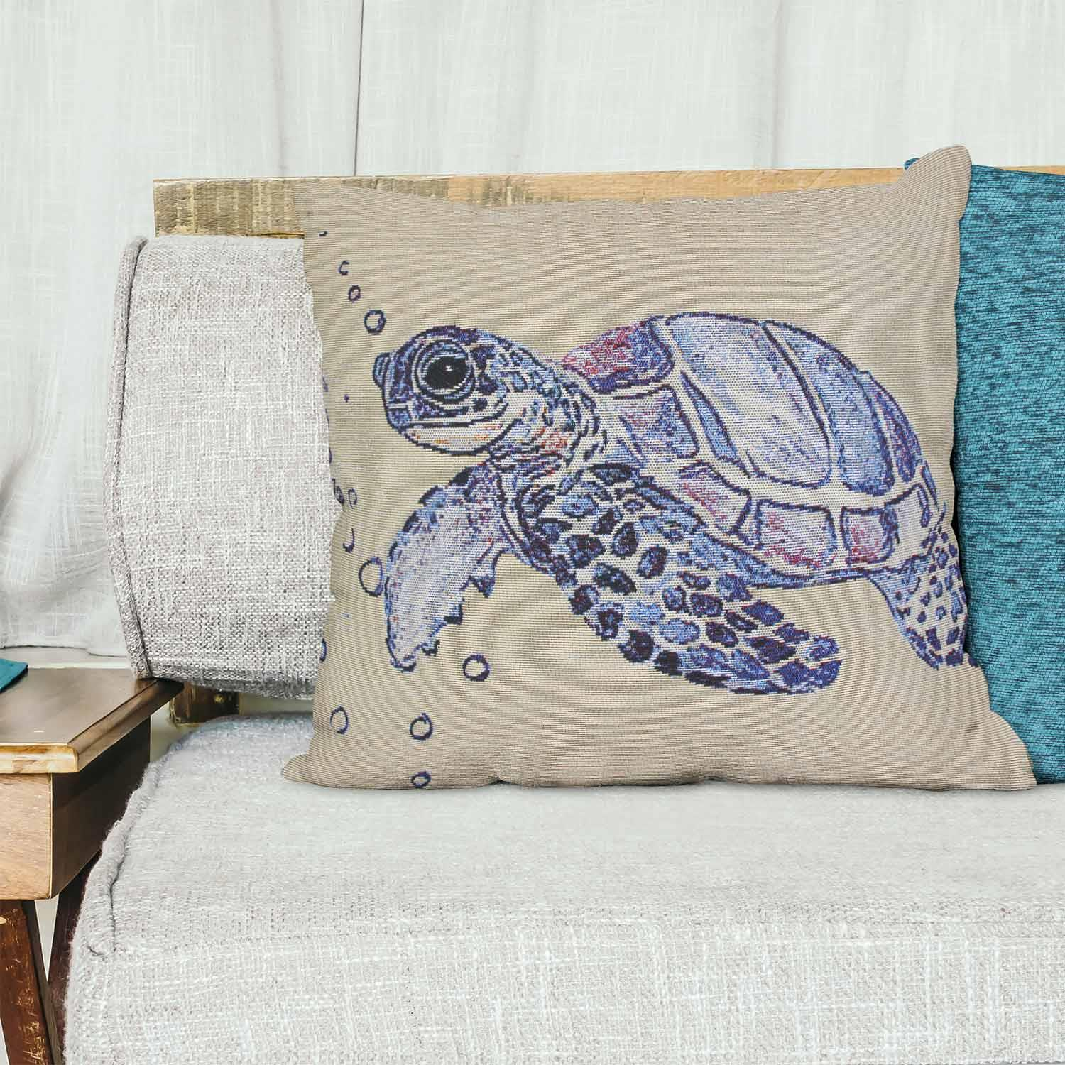 Tapestry-Cushion-Covers-Vintage-Pillow-Cover-Collection-18-034-45cm-Filled-Cushions thumbnail 223