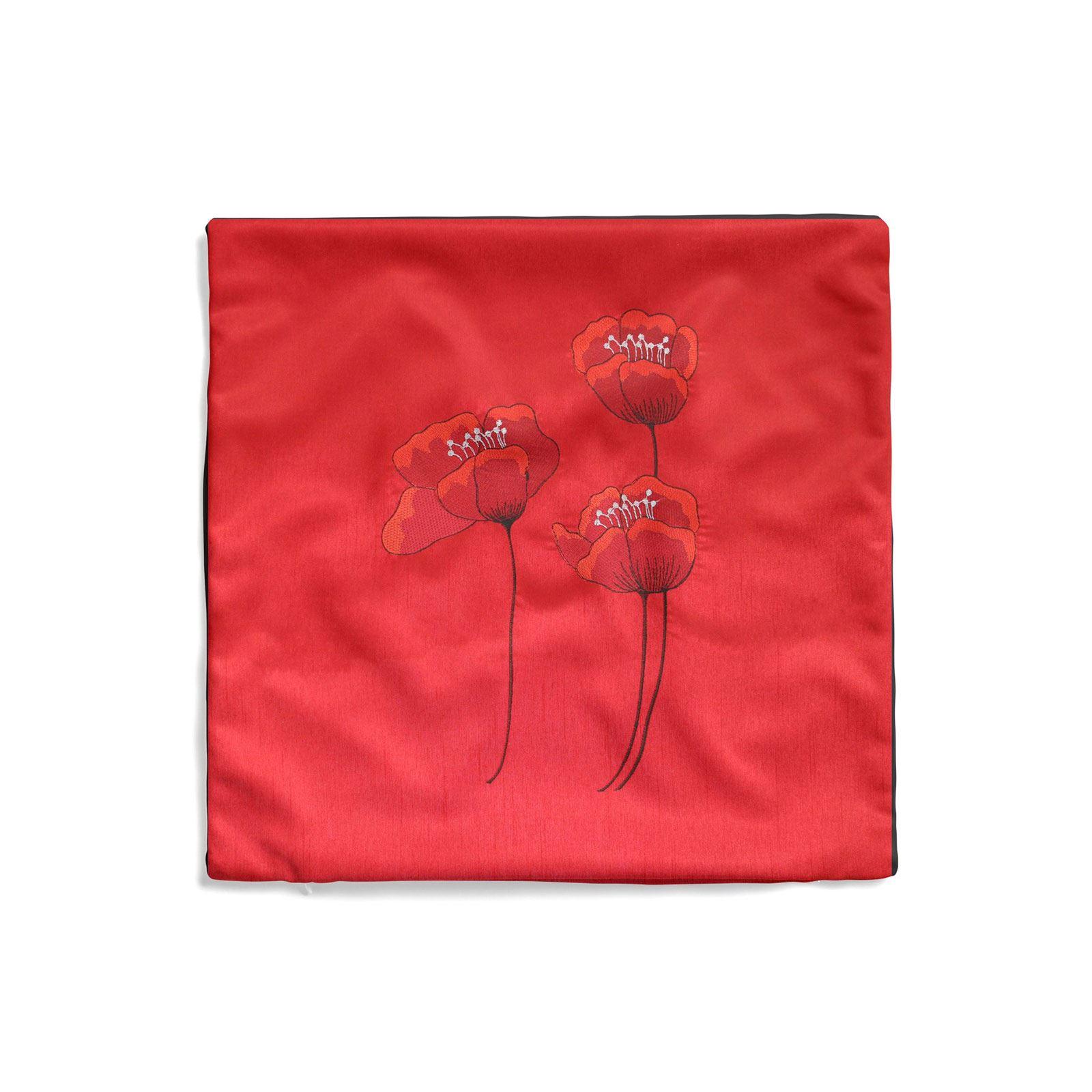 Vino-Tinto-Cushion-Covers-Coleccion-17-034-18-034-43cm-45cm-Cubierta miniatura 33