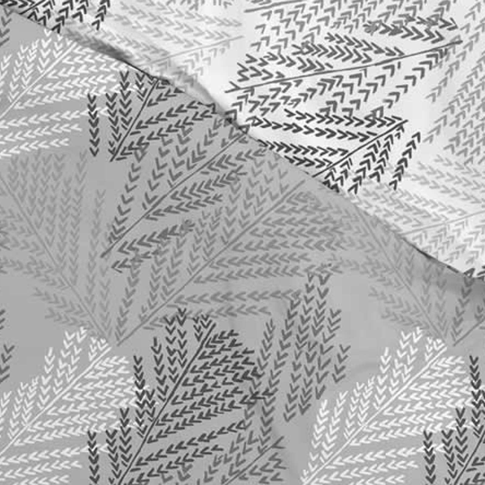 Helecho-fundas-nordicas-Alena-moderno-diseno-de-hojas-impresion-Conjuntos-De-Ropa-De-Cama-Mezcla-de miniatura 7