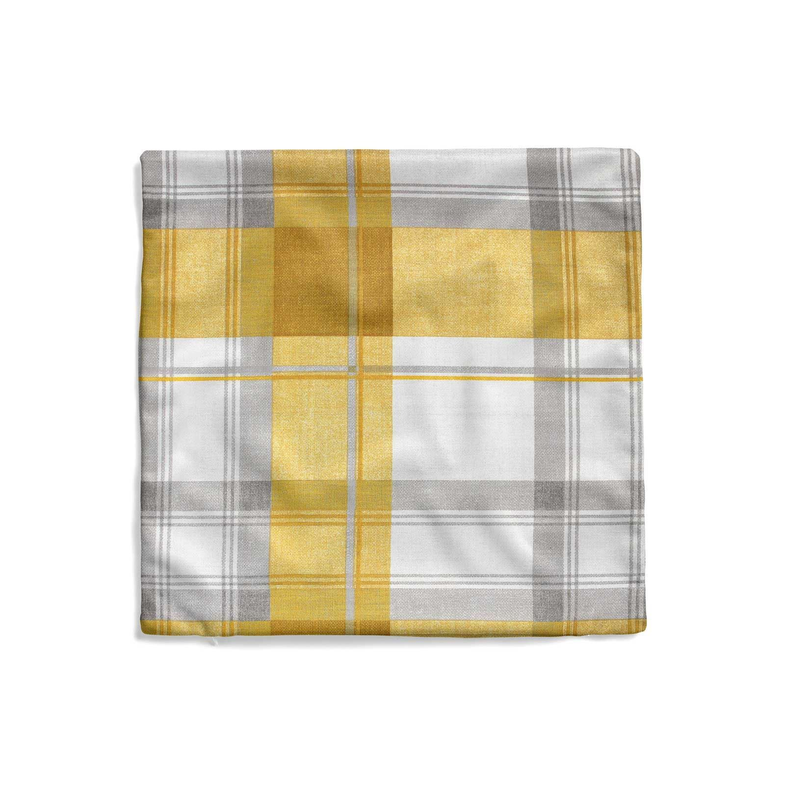 Grey-Ochre-Mustard-Cushion-Cover-Collection-17-034-18-034-Covers-Filled-Cushions thumbnail 22