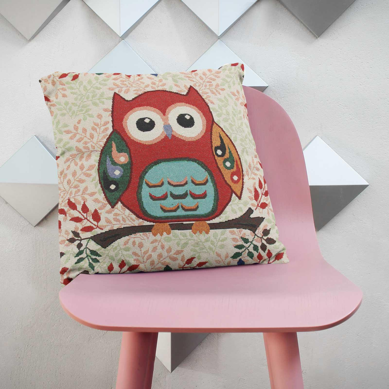 Tapestry-Cushion-Covers-Vintage-Pillow-Cover-Collection-18-034-45cm-Filled-Cushions thumbnail 213