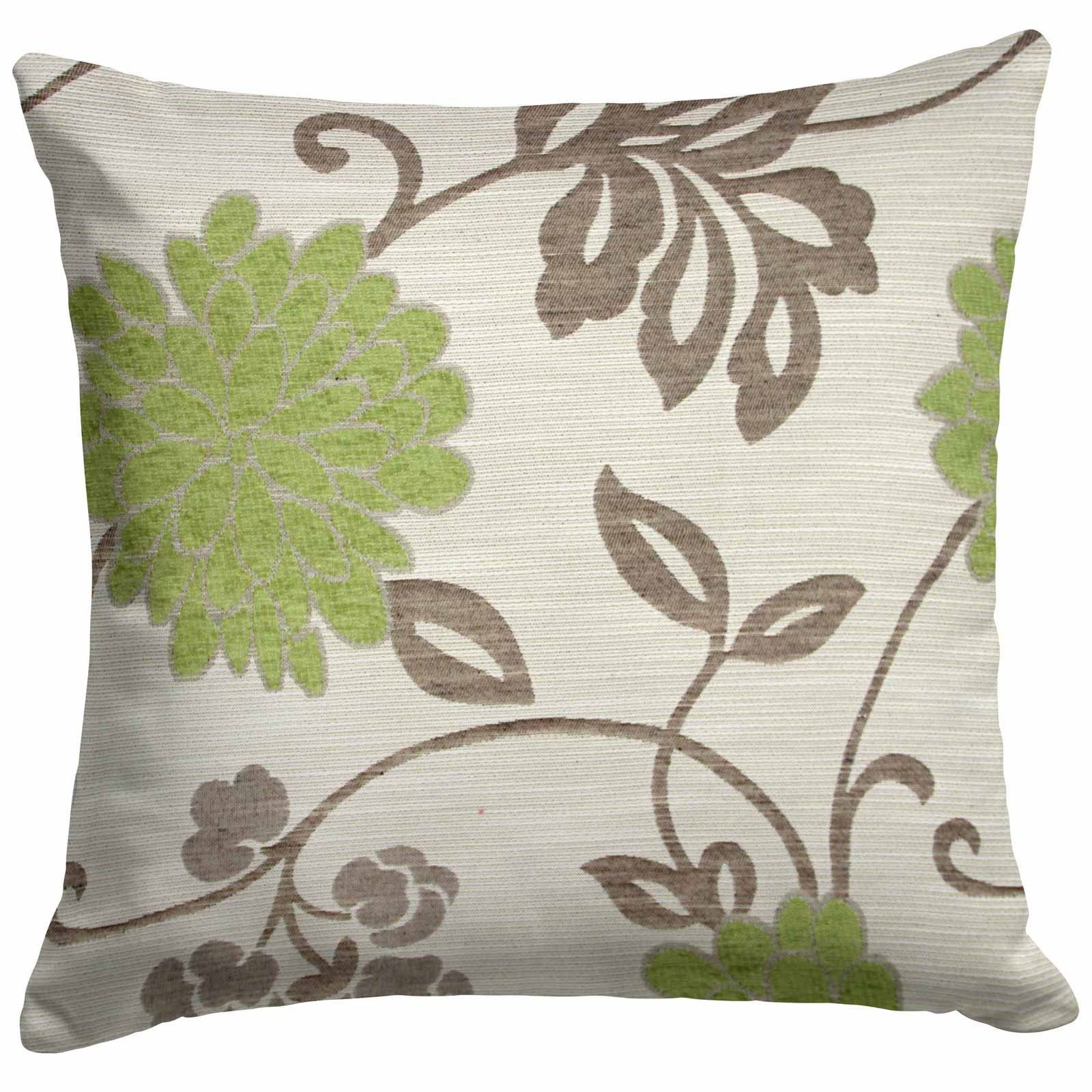 Set-of-4-Orla-Cushion-Covers-Reversible-Floral-Cushion-Cover-Collections thumbnail 5