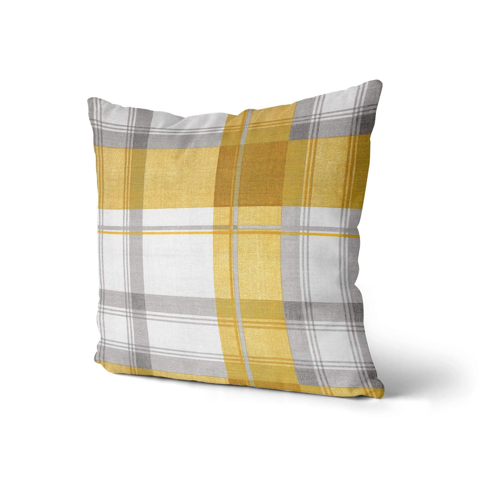 Grey-Ochre-Mustard-Cushion-Cover-Collection-17-034-18-034-Covers-Filled-Cushions thumbnail 23