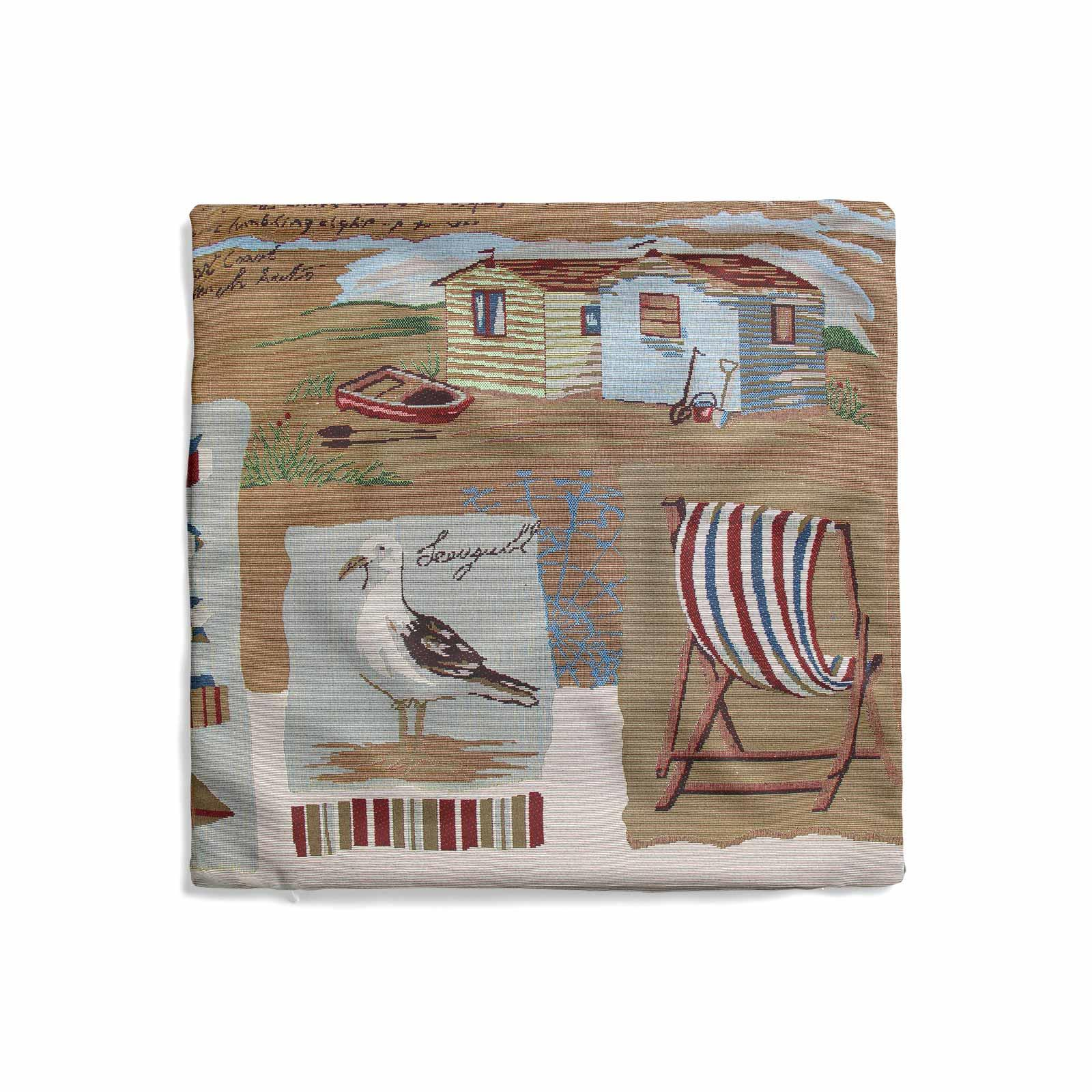 Tapestry-Cushion-Covers-Vintage-Pillow-Cover-Collection-18-034-45cm-Filled-Cushions thumbnail 175