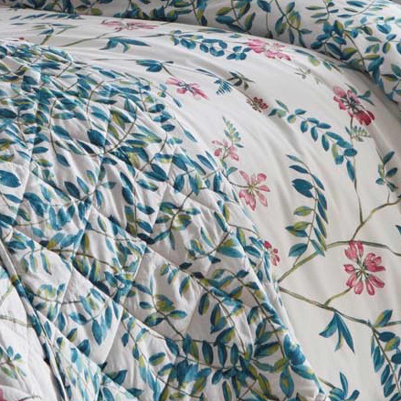 Duckegg-Funda-De-Edredon-Huevo-De-Pato-Verde-Azulado-Estampado-Conjunto-de-algodon-para-edredon miniatura 24