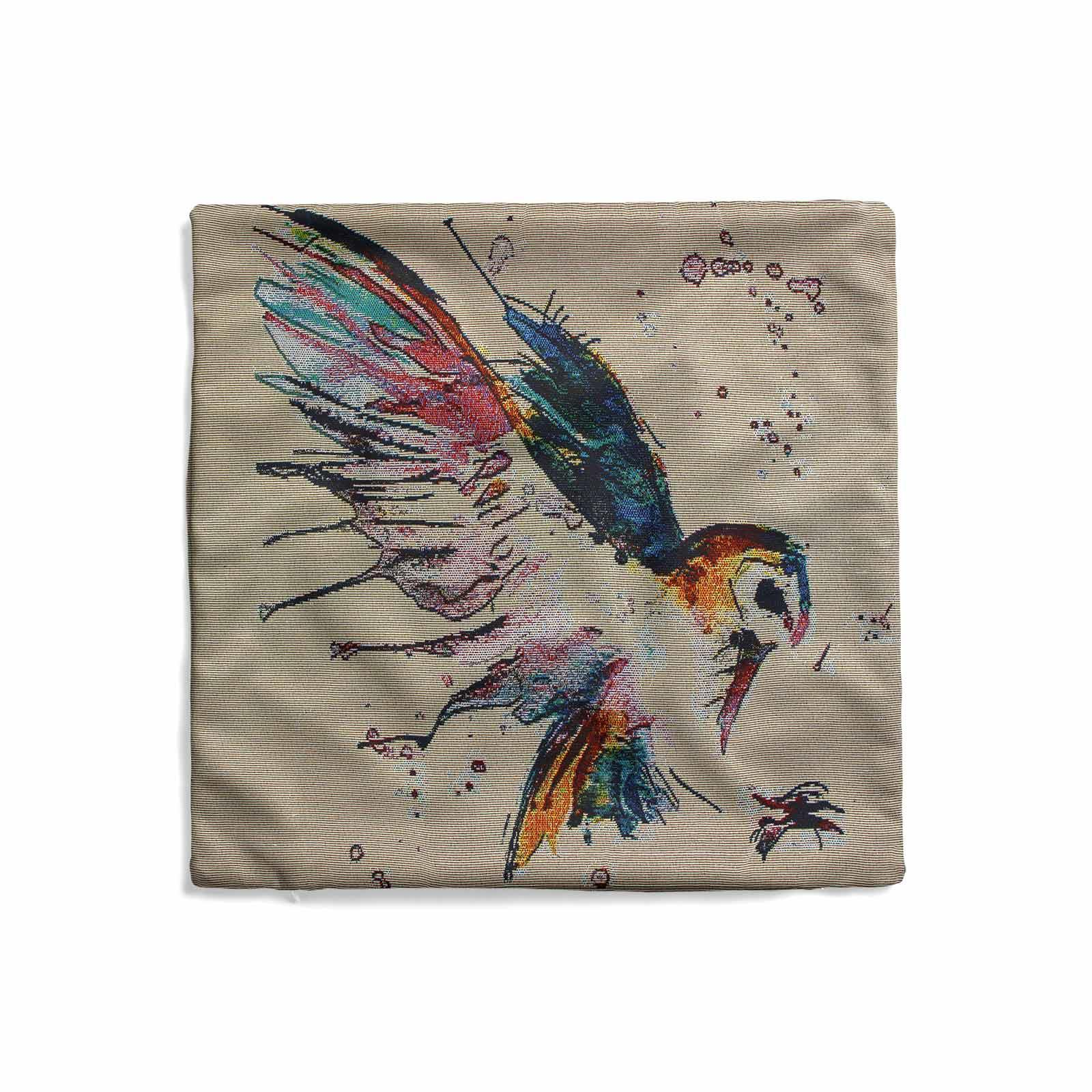 Tapestry-Cushion-Covers-Vintage-Pillow-Cover-Collection-18-034-45cm-Filled-Cushions thumbnail 3