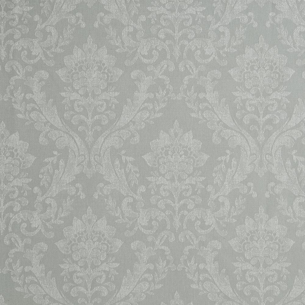 Grigio-Argento-Copripiumino-Stampato-Jacquard-Quilt-Set-Set-di-biancheria-da-letto-copre miniatura 37