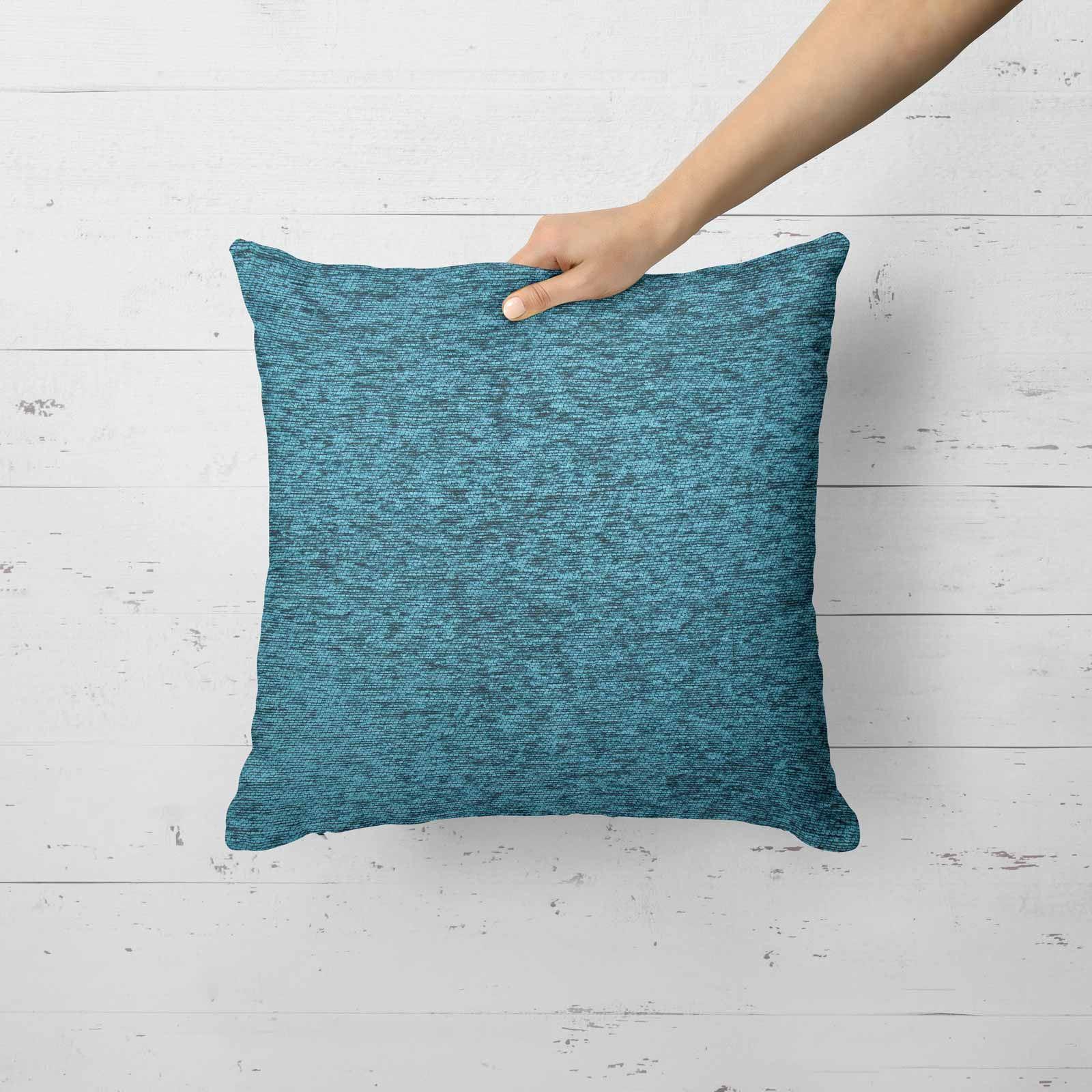 Teal-Blue-Duck-Egg-Cushion-Covers-18-034-x18-034-45cm-x-45cm-Luxury-Cover thumbnail 30