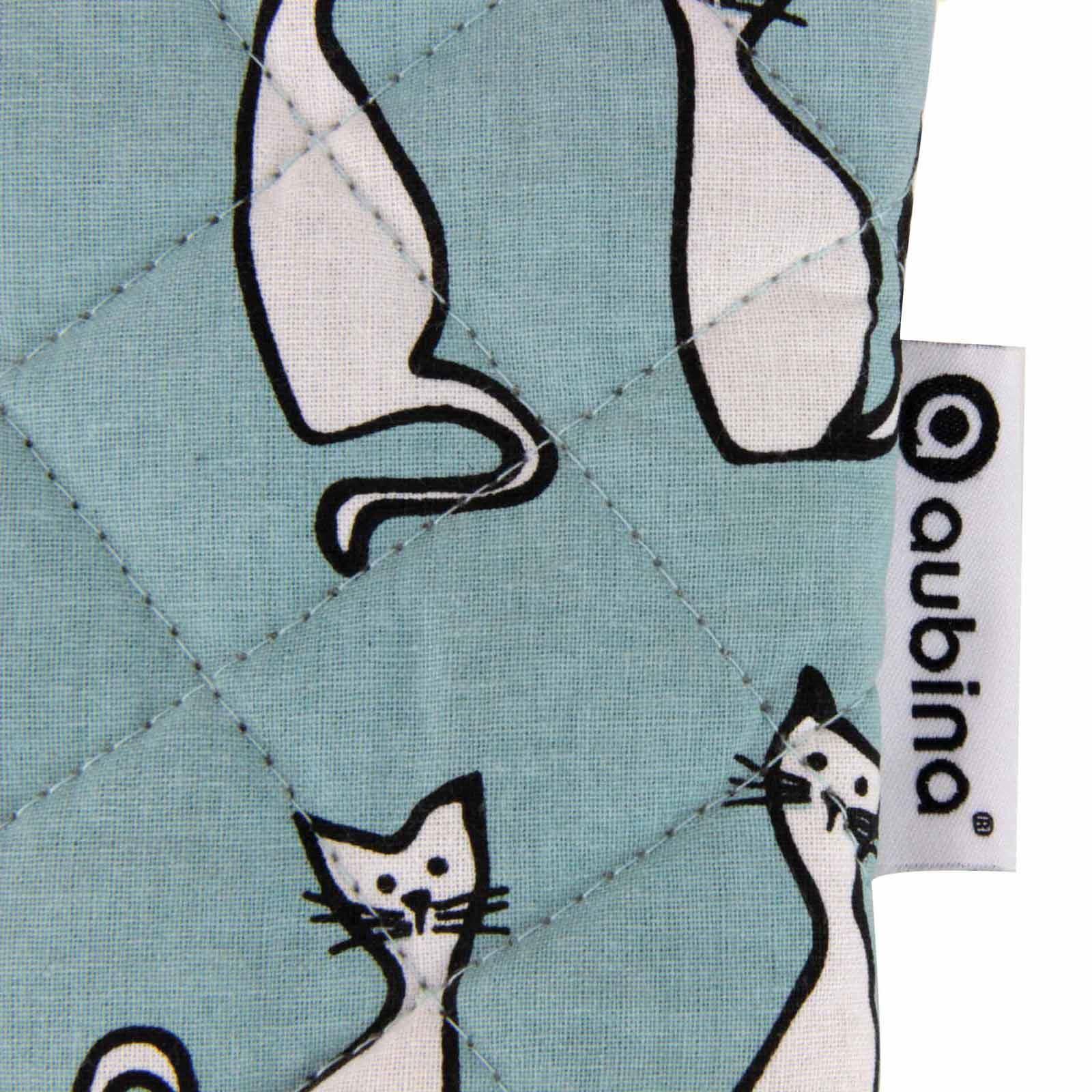 Four-Simple-Gants-100-Resistant-a-La-Chaleur-Coton-four-Gant-Moufles miniature 7