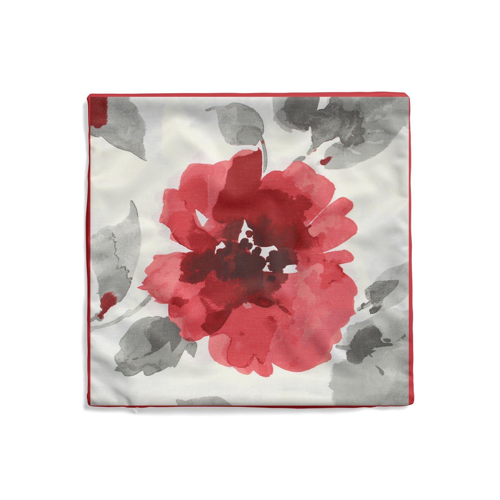 Vino-Tinto-Cushion-Covers-Coleccion-17-034-18-034-43cm-45cm-Cubierta miniatura 10