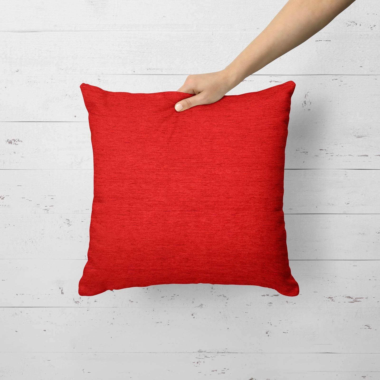 Vino-Tinto-Cushion-Covers-Coleccion-17-034-18-034-43cm-45cm-Cubierta miniatura 6