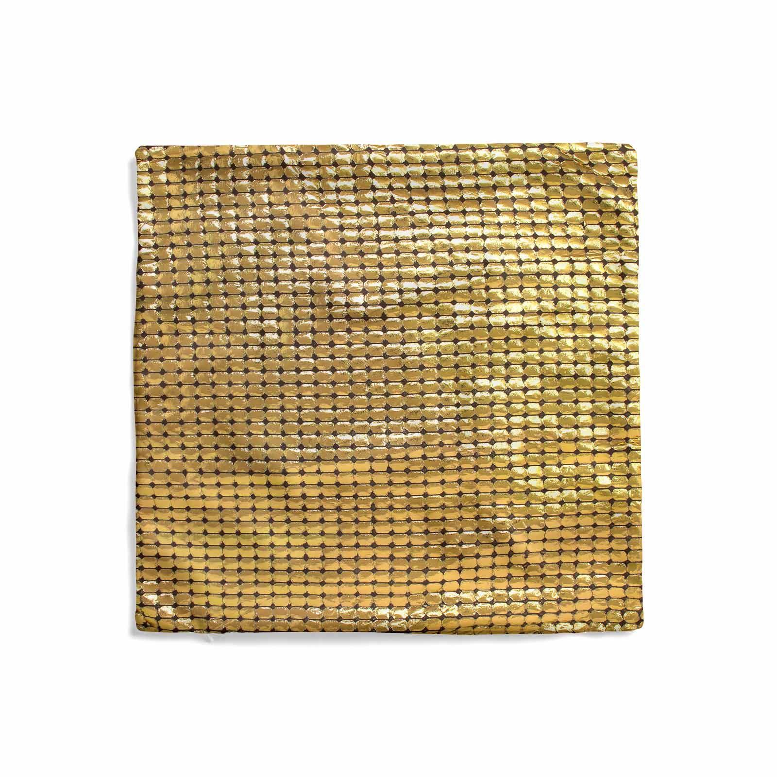 Impresion-de-lamina-metalica-Moderno-Funda-De-Cojin-Almohadon-cubiertas-de-cojines-18-034-X-18-034 miniatura 16