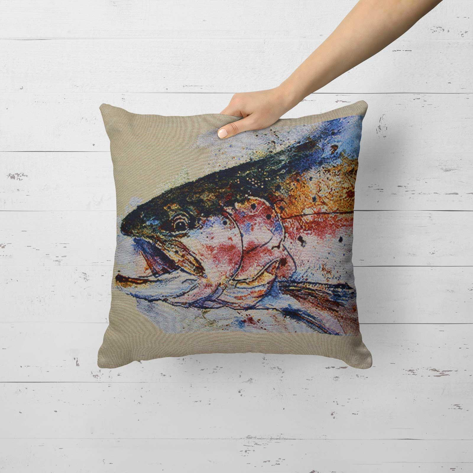 Tapestry-Cushion-Covers-Vintage-Pillow-Cover-Collection-18-034-45cm-Filled-Cushions thumbnail 217