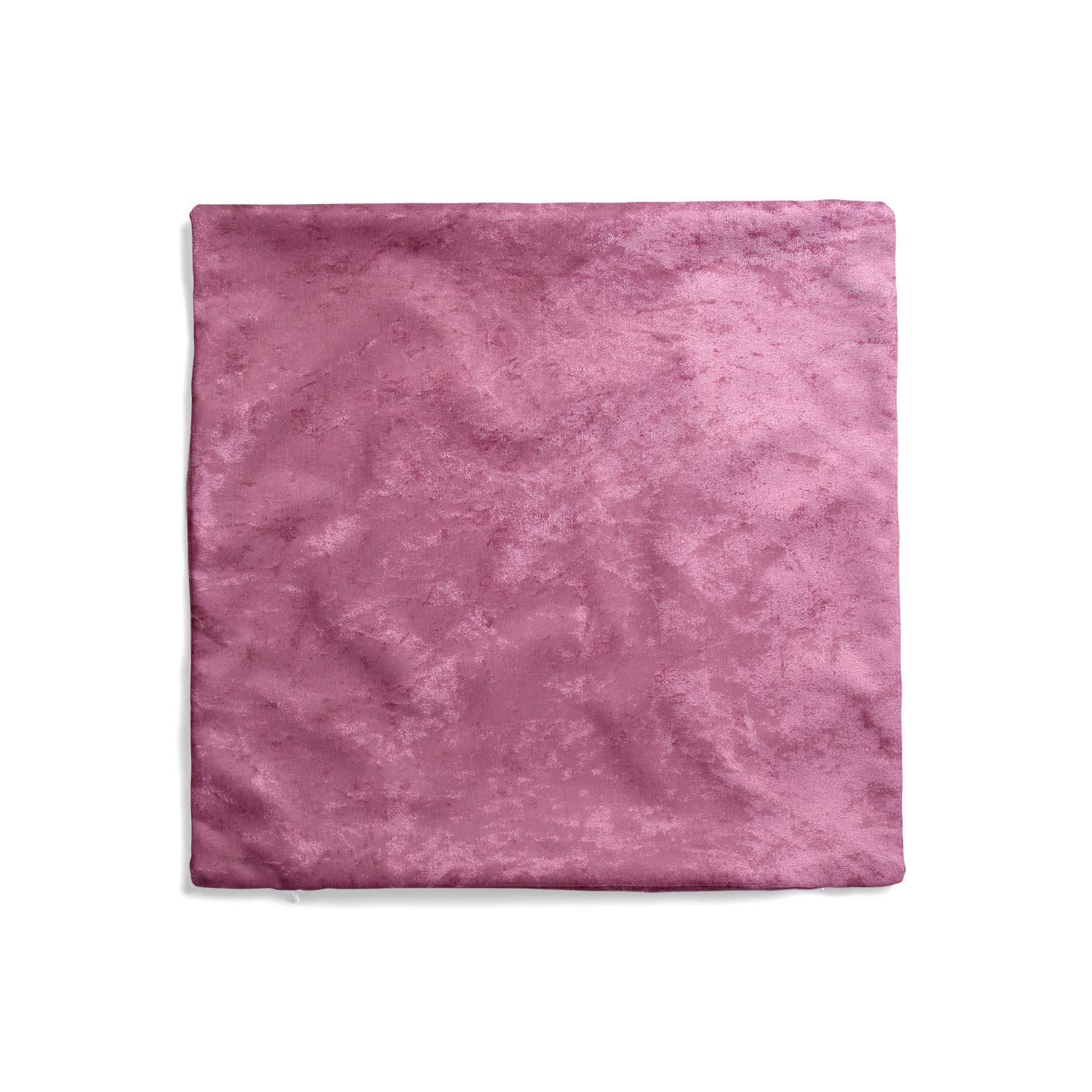 Cuscino-di-velluto-schiacciato-copre-GLAM-Tinta-Unita-Copricuscino-18-034-x-18-034-45cm-x-45cm miniatura 40