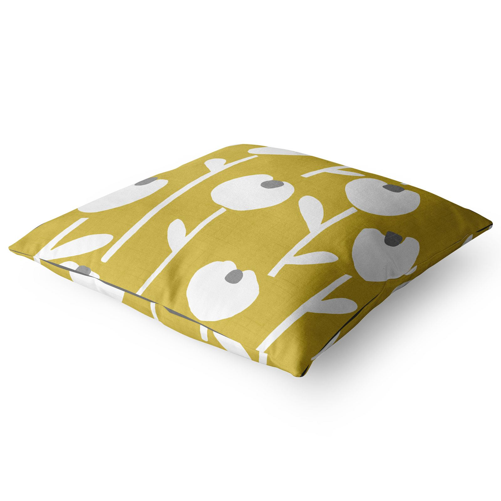 Grey-Ochre-Mustard-Cushion-Cover-Collection-17-034-18-034-Covers-Filled-Cushions thumbnail 9