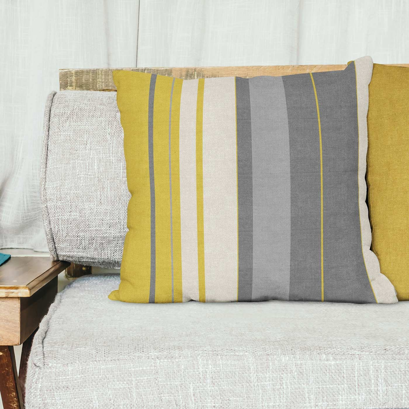 Grey-Ochre-Mustard-Cushion-Cover-Collection-17-034-18-034-Covers-Filled-Cushions thumbnail 103